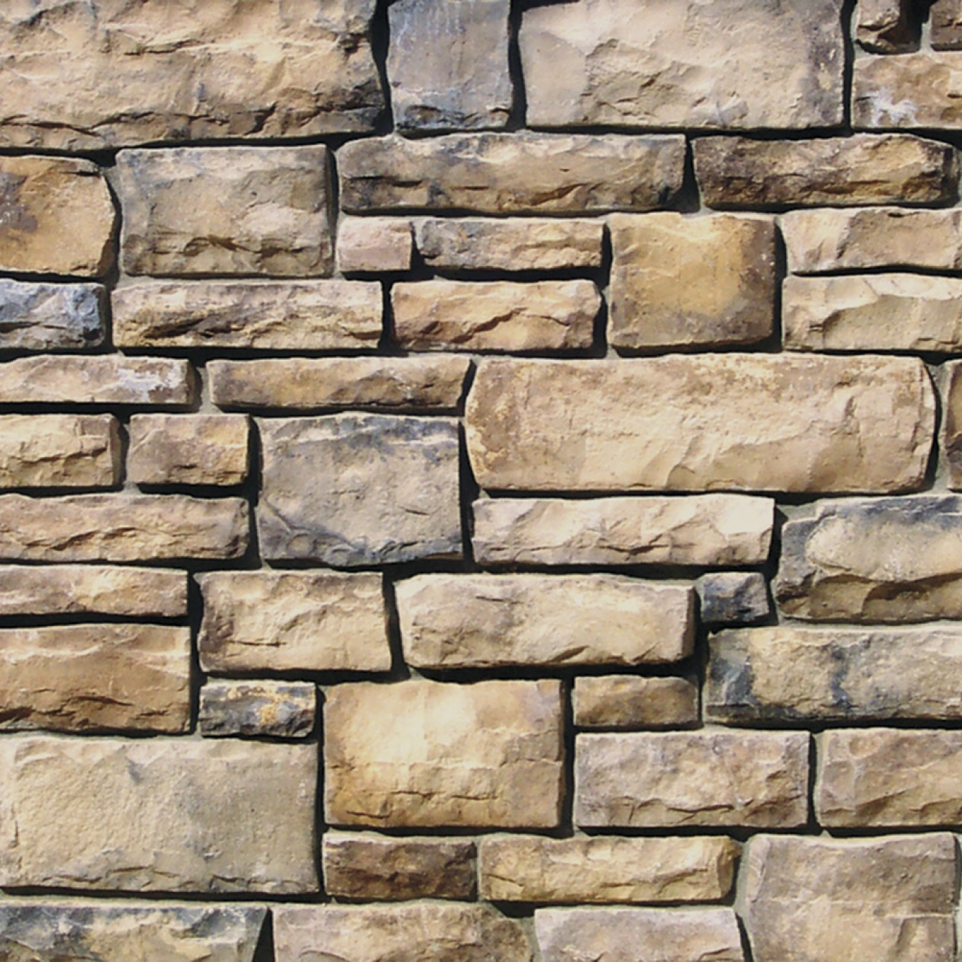 Appalachian Country Squire Cut Stone Stone Veneer from Environmental StoneWorks