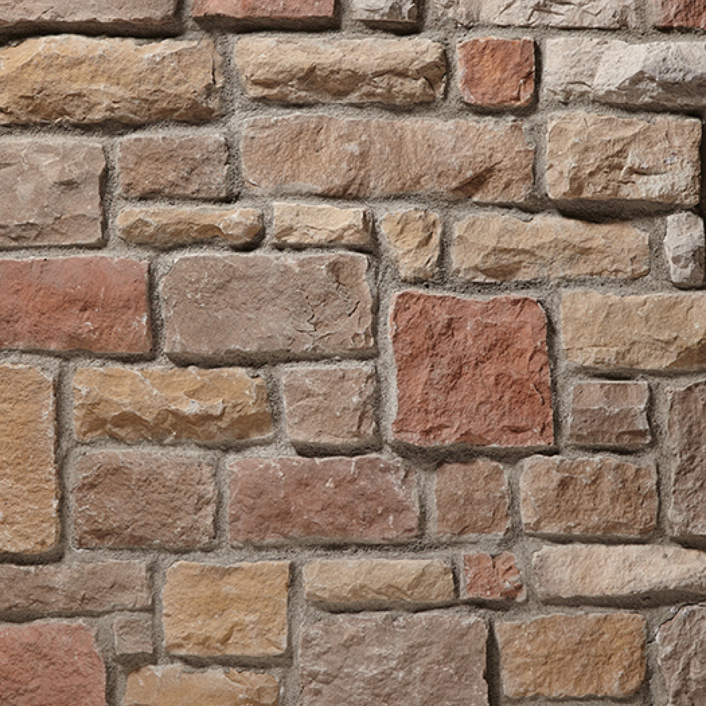 Arbor Cobble Ledgestone Stone Veneer from Environmental StoneWorks
