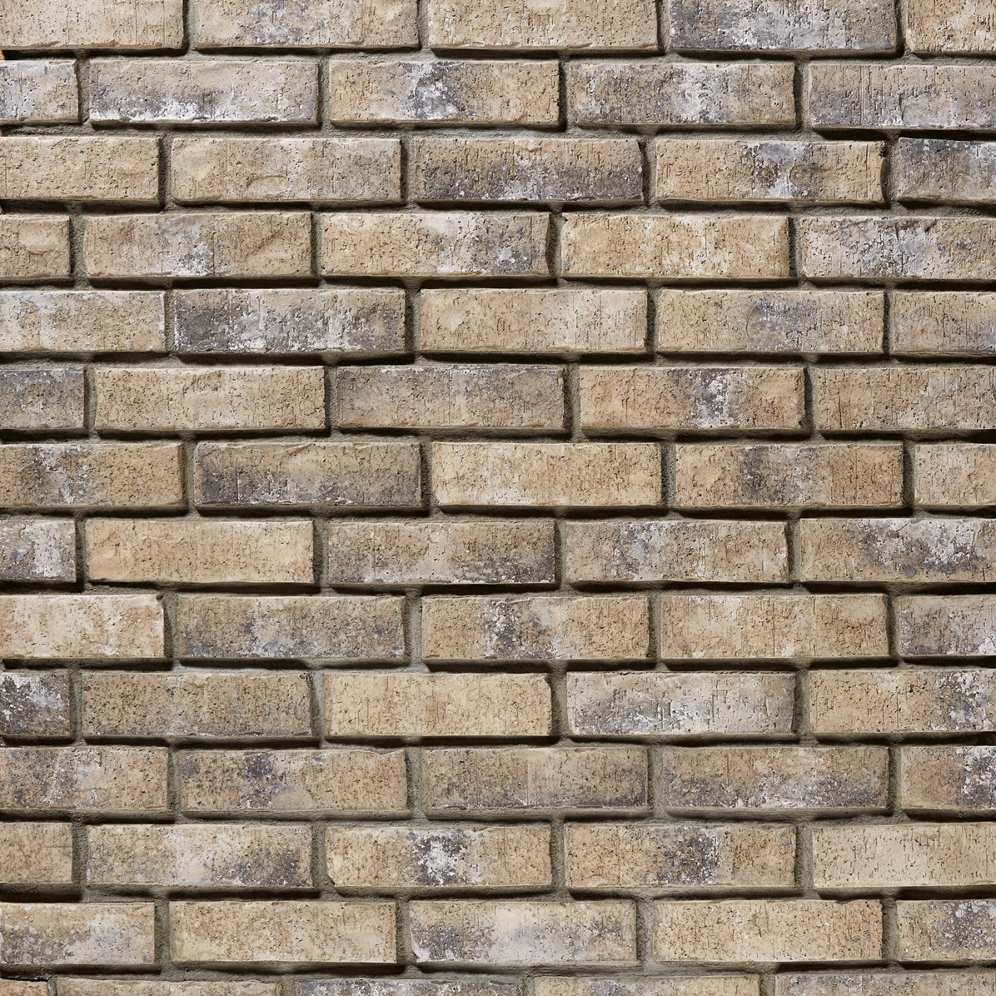 Aspen Mist King Brick Stone Veneer from Environmental StoneWorks