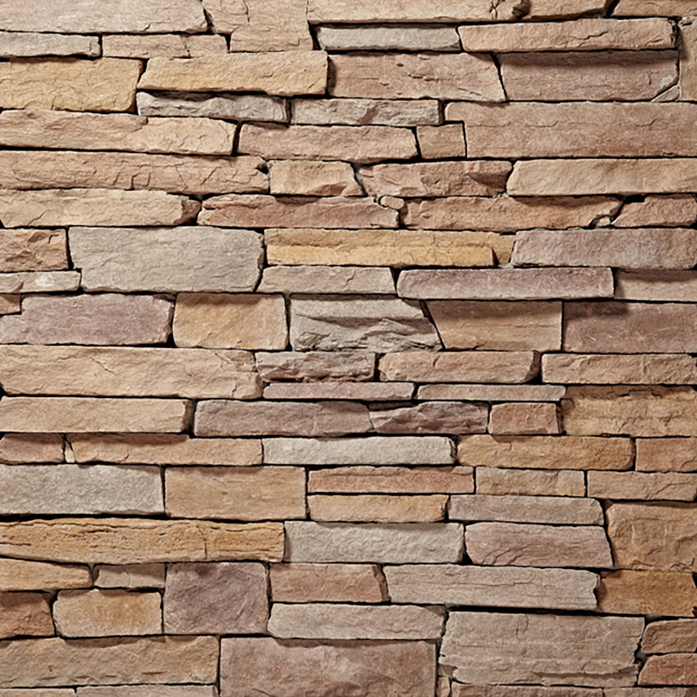 Autumn Southern Ledgestone Stone Veneer from Environmental StoneWorks