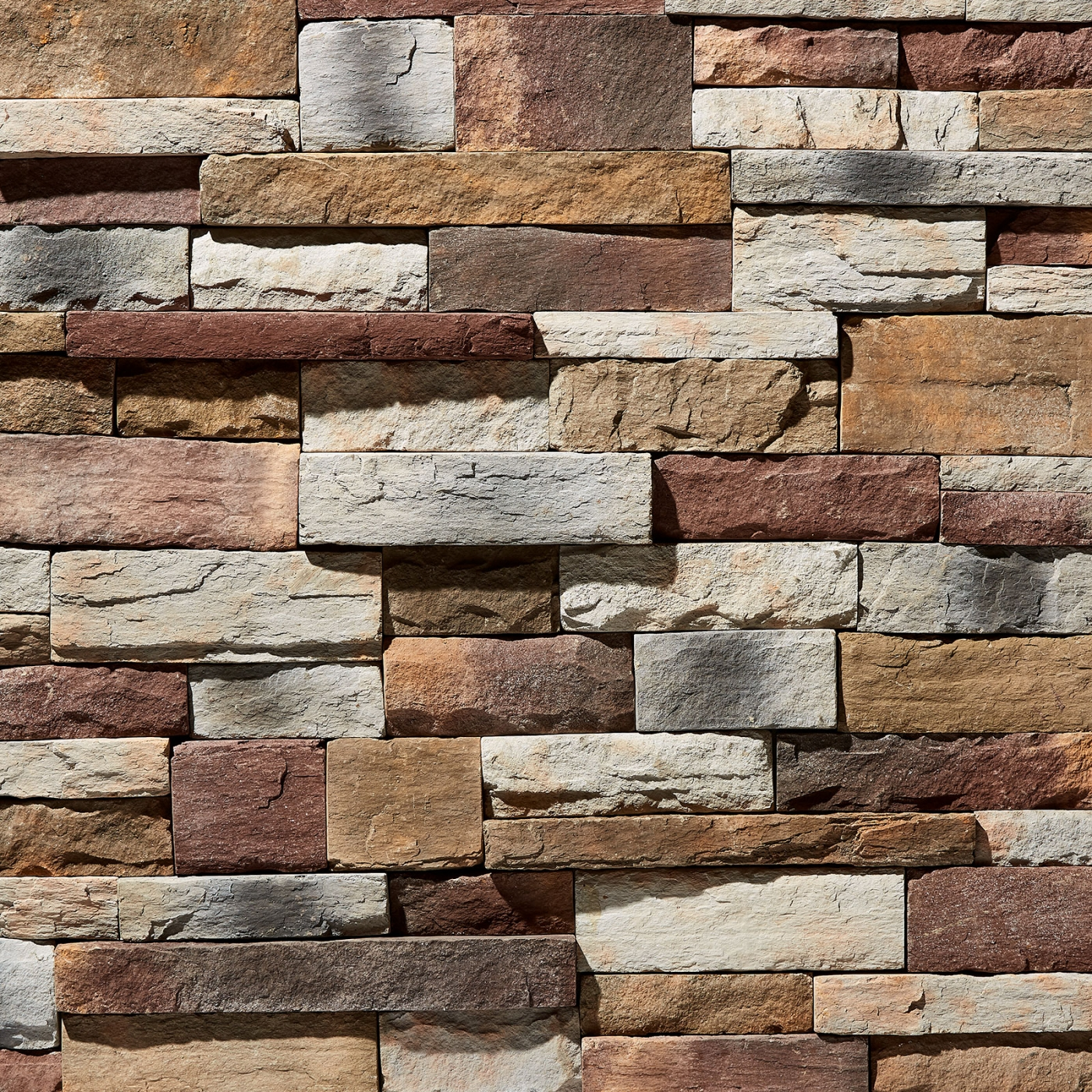 Back Country Mountain Ledgestone Stone Veneer from Environmental StoneWorks