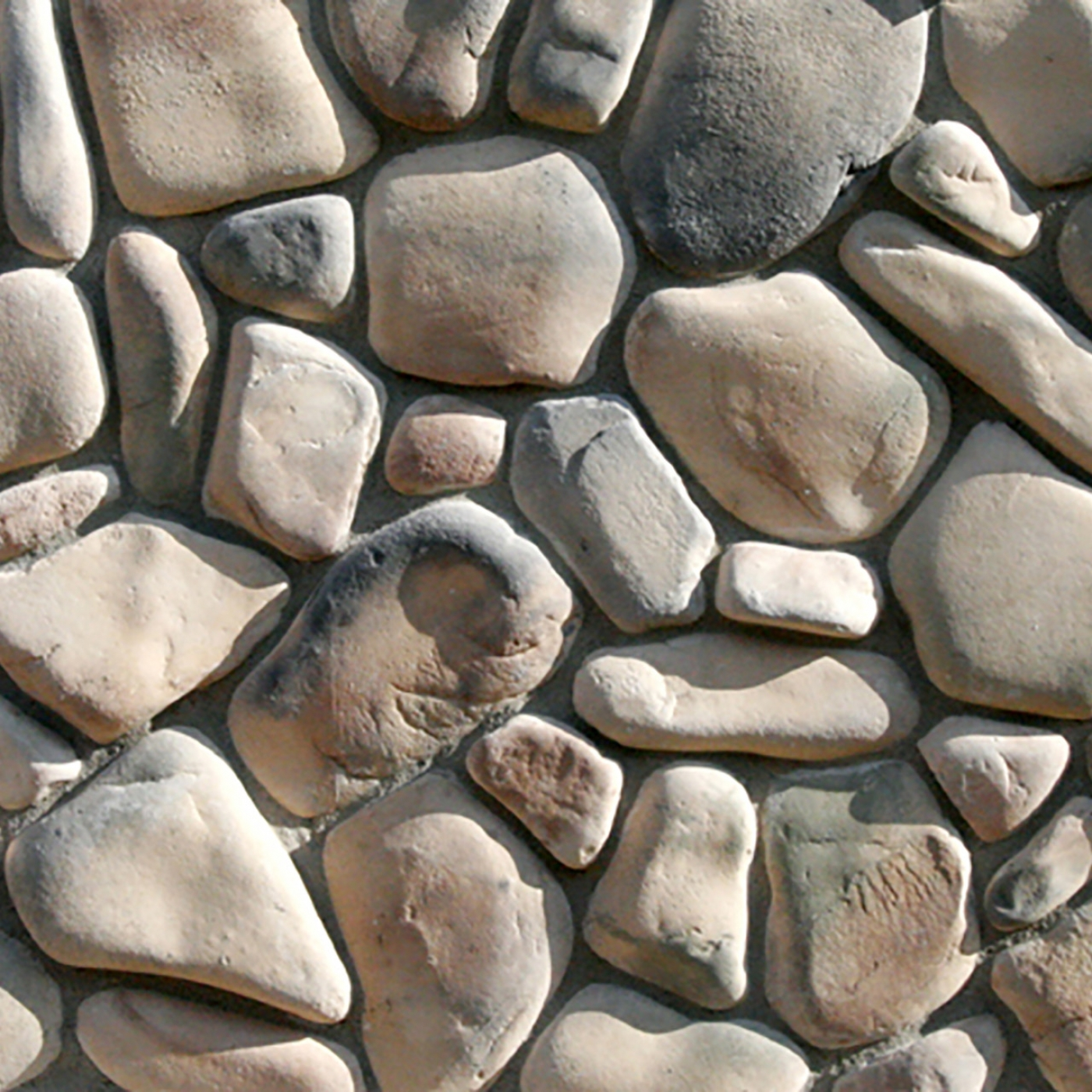 Big Horn Rocky Mountain River Rock Stone Veneer from Environmental StoneWorks