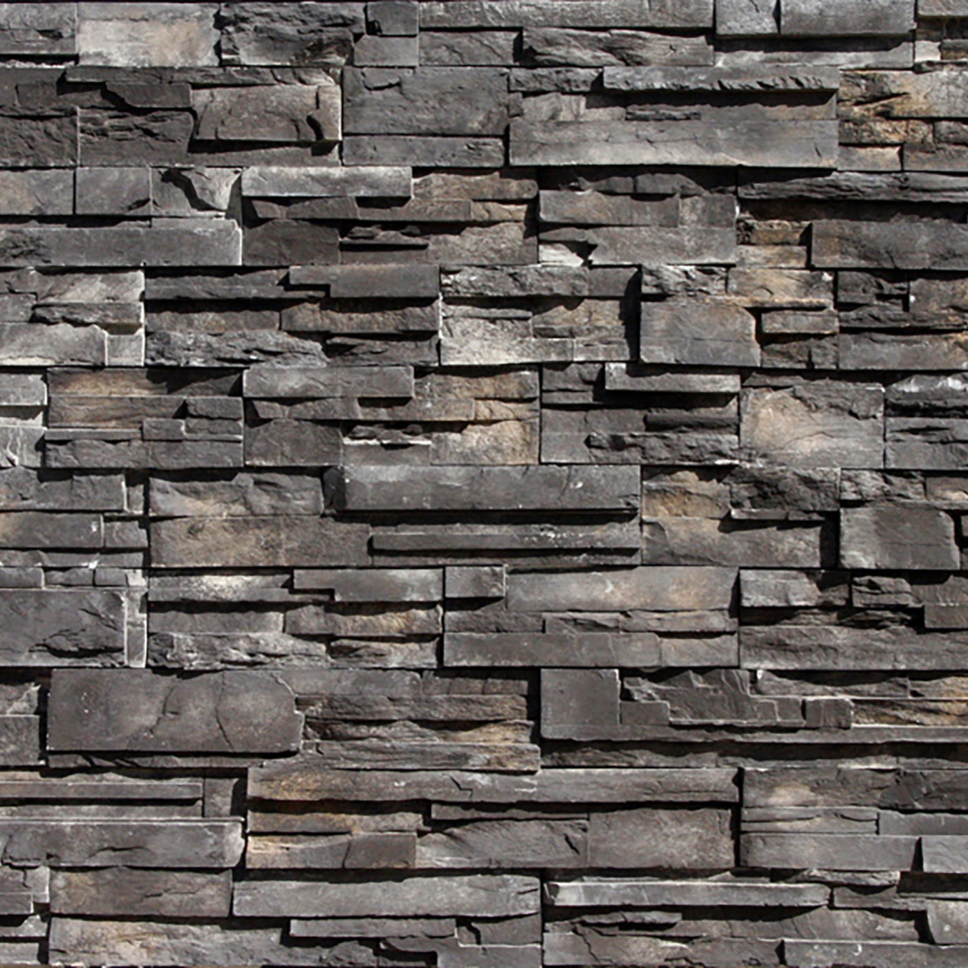 Black Creek ProStack Lite Stone Veneer from Environmental StoneWorks