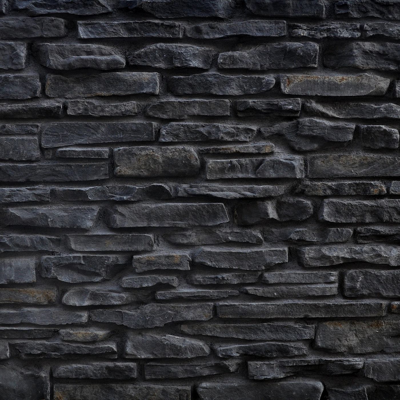 Black Oak Ledgestone Stone Veneer from Environmental StoneWorks