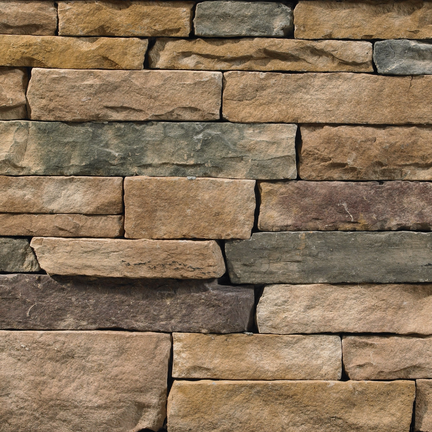 Brandywine Ledgestone Stone Veneer from Environmental StoneWorks
