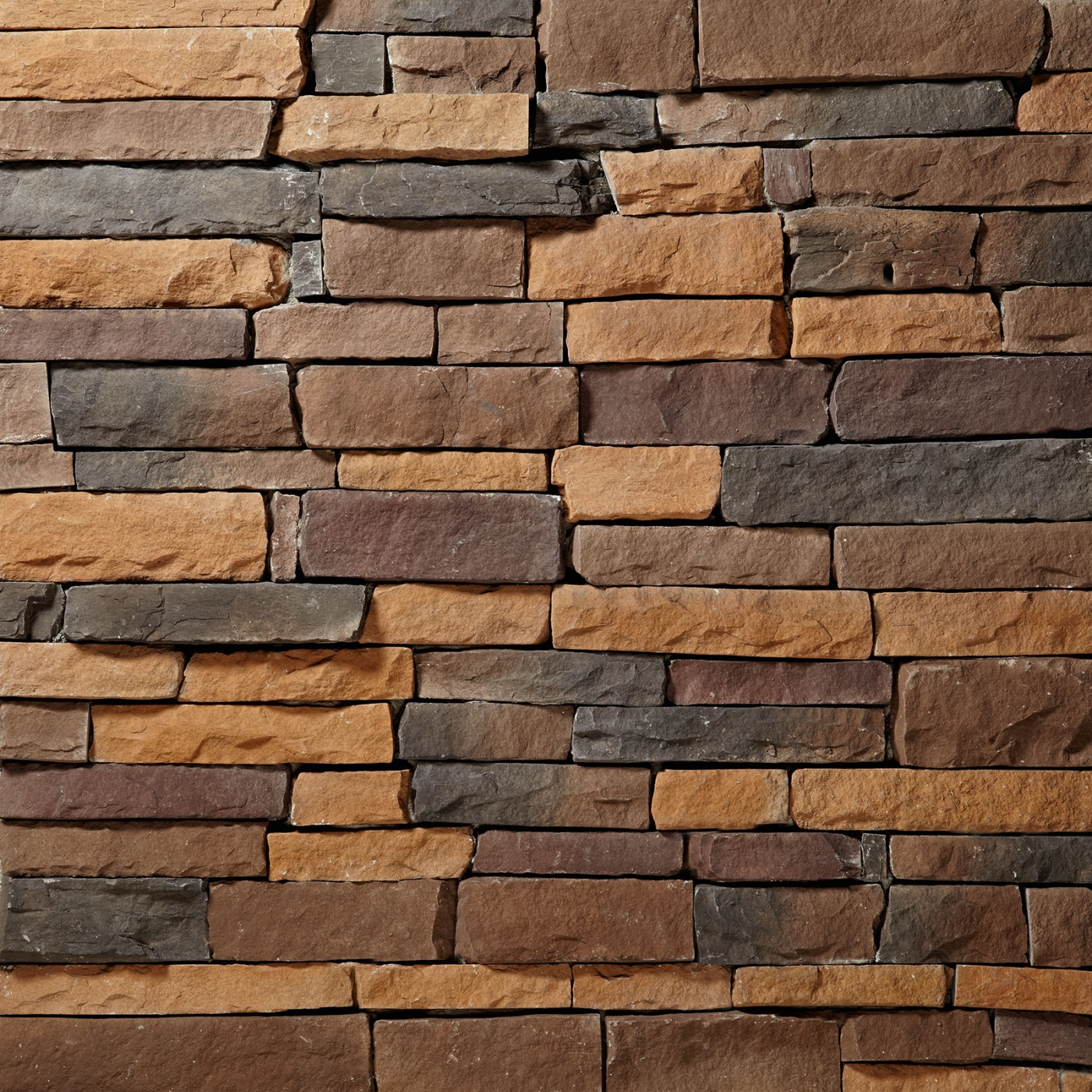 Brandywine Mountain Ledgestone Stone Veneer from Environmental StoneWorks
