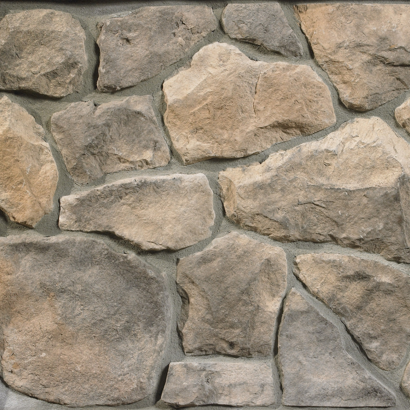 Briarwood Fieldstone Stone Veneer from Environmental StoneWorks