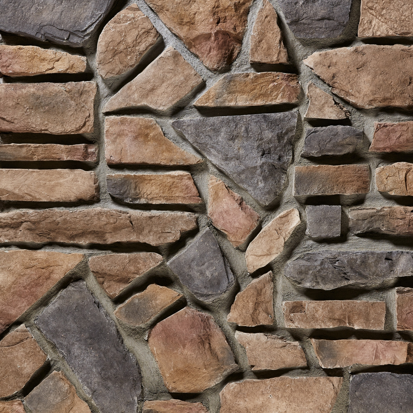 Bronze Chisel Rock Stone Veneer from Environmental StoneWorks