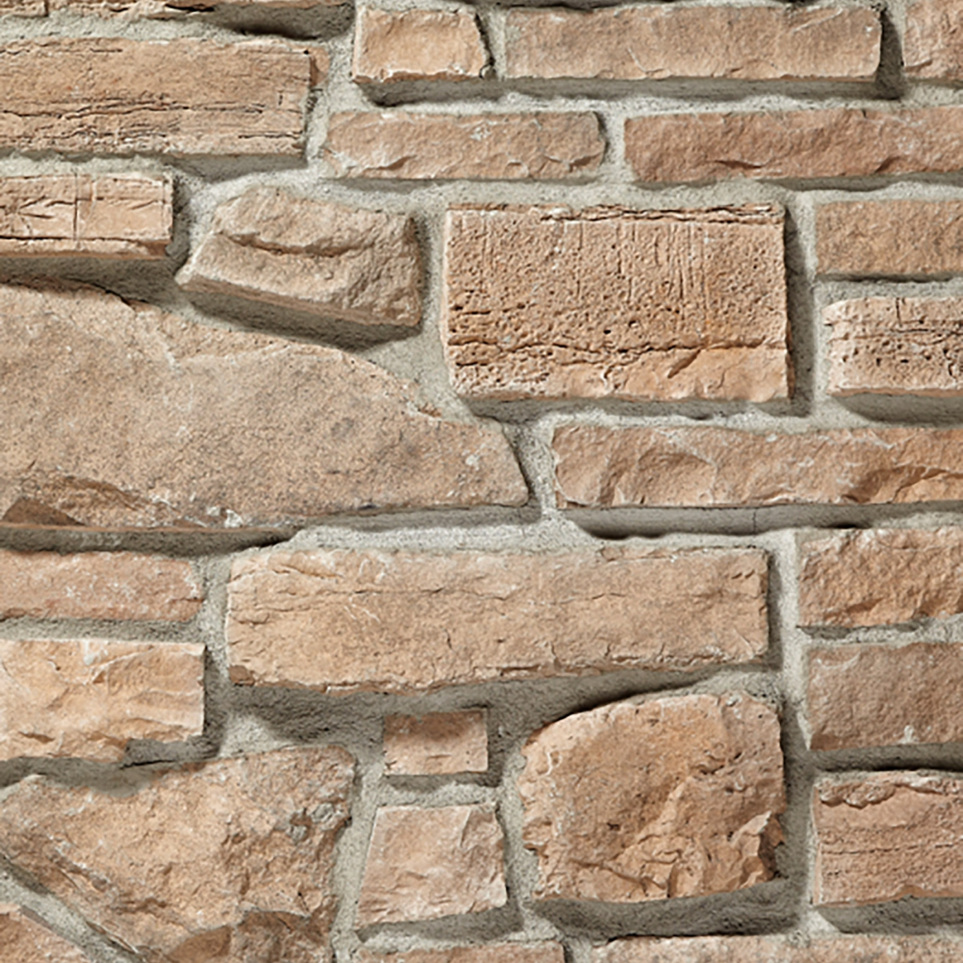 Buff Bayou Blend Stone Veneer from Environmental StoneWorks