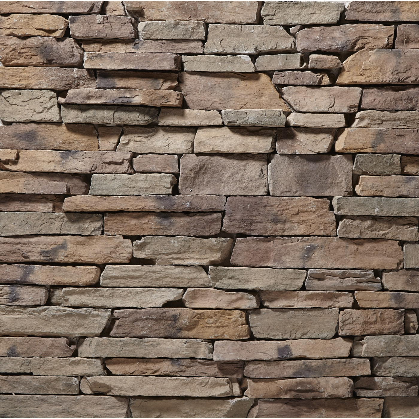 Buffalo Gold Southern Ledgestone Stone Veneer from Environmental StoneWorks