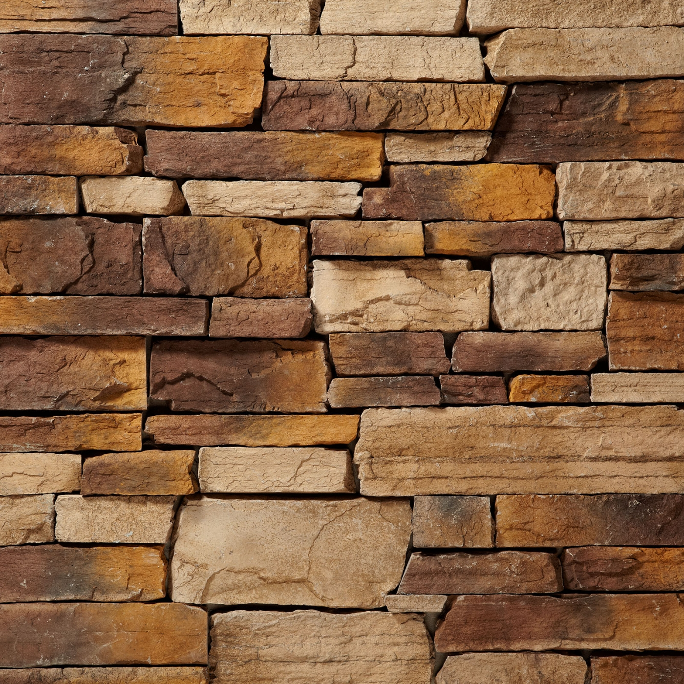 Buffalo Tan Tuscan Ledgestone Stone Veneer from Environmental StoneWorks