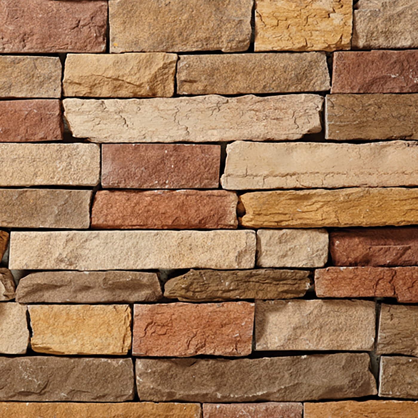 Carmel Mountain Ledgestone Stone Veneer from Environmental StoneWorks