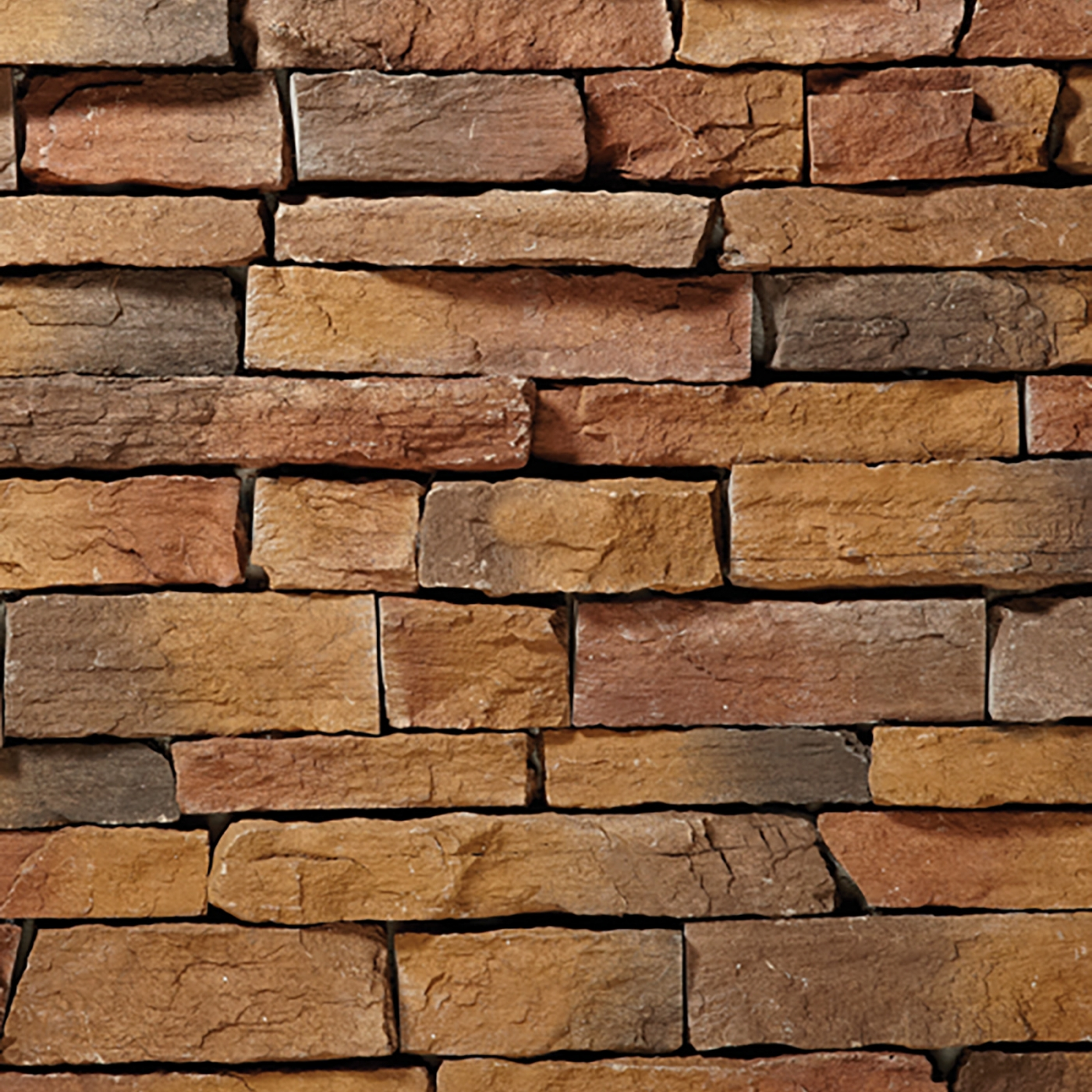 Cessna Tan Southern Ledgestone Stone Veneer from Environmental StoneWorks