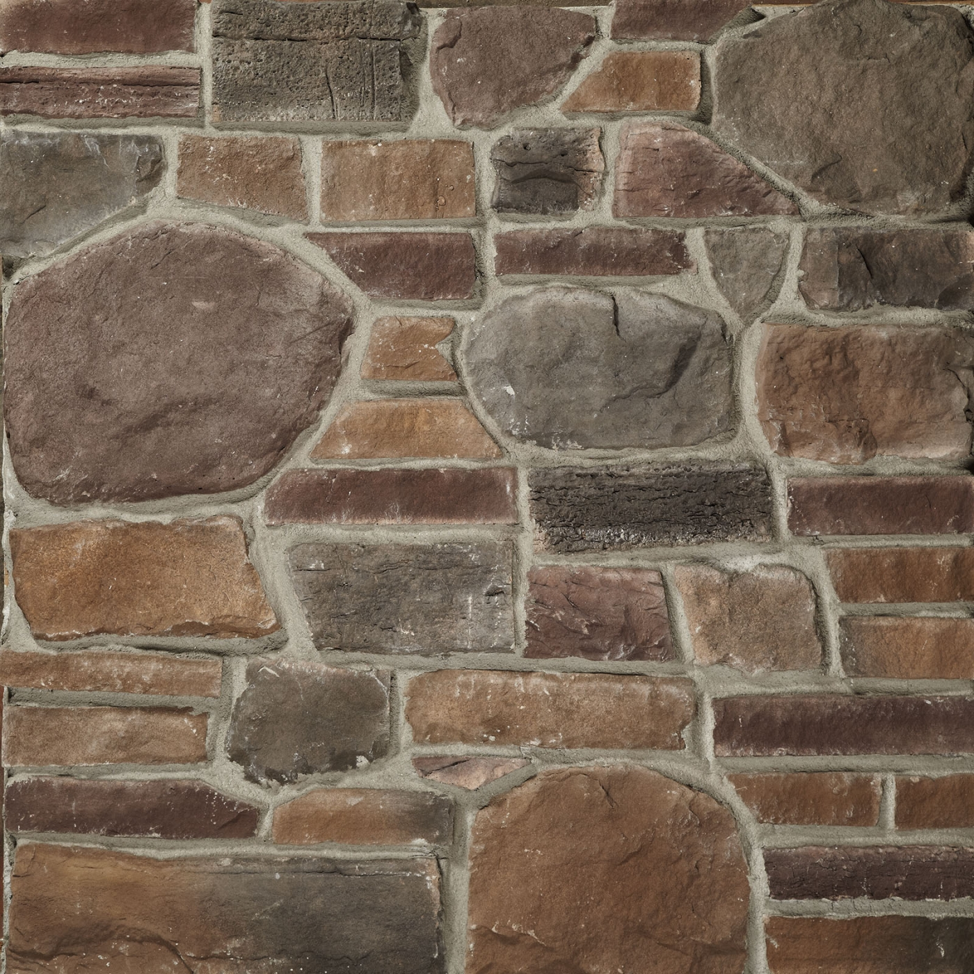 Chablis Bayou Blend Stone Veneer from Environmental StoneWorks