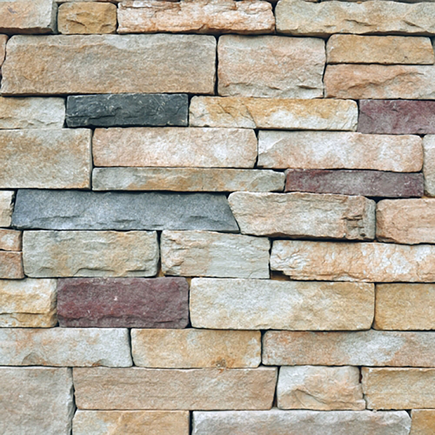 Champagne Ledgestone Stone Veneer from Environmental StoneWorks