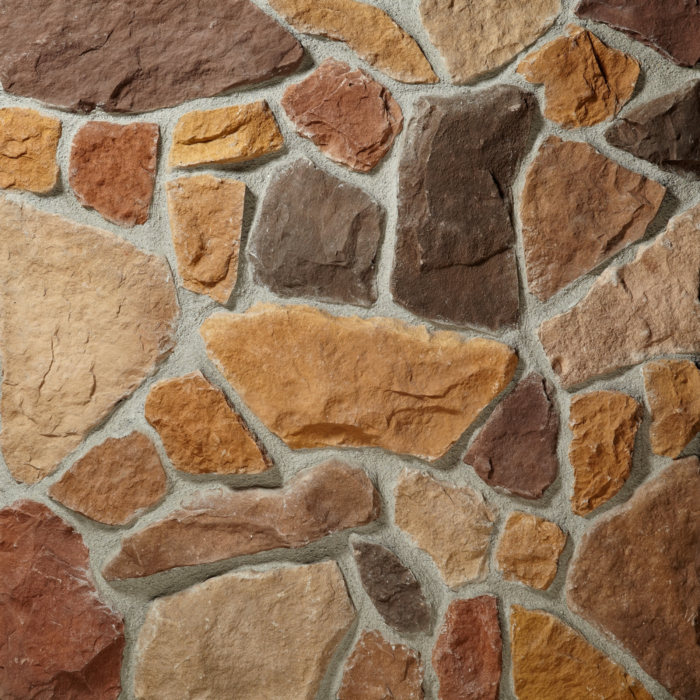 Chardonnay Fieldstone Stone Veneer from Environmental StoneWorks