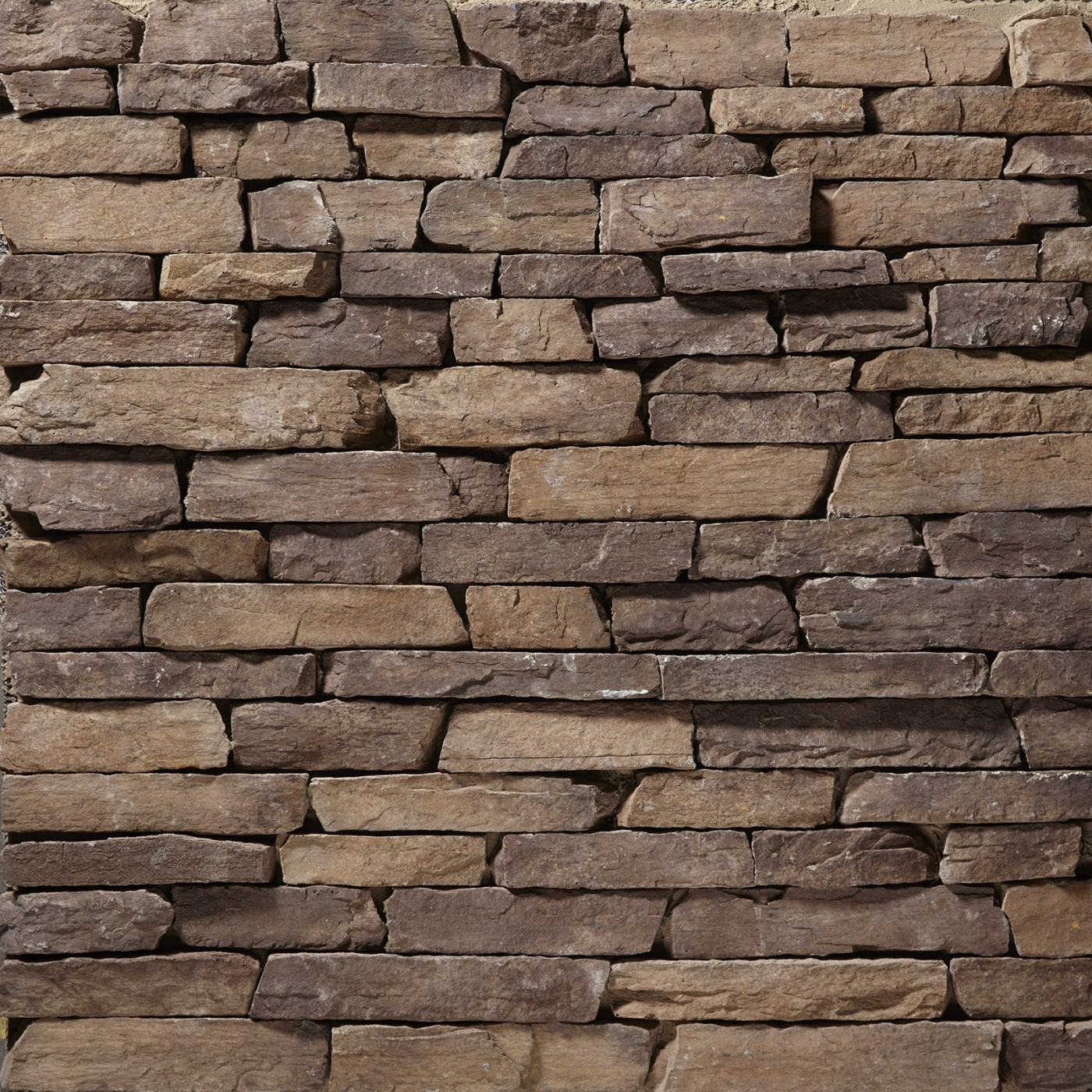 Chestnut Ledgestone Stone Veneer from Environmental StoneWorks
