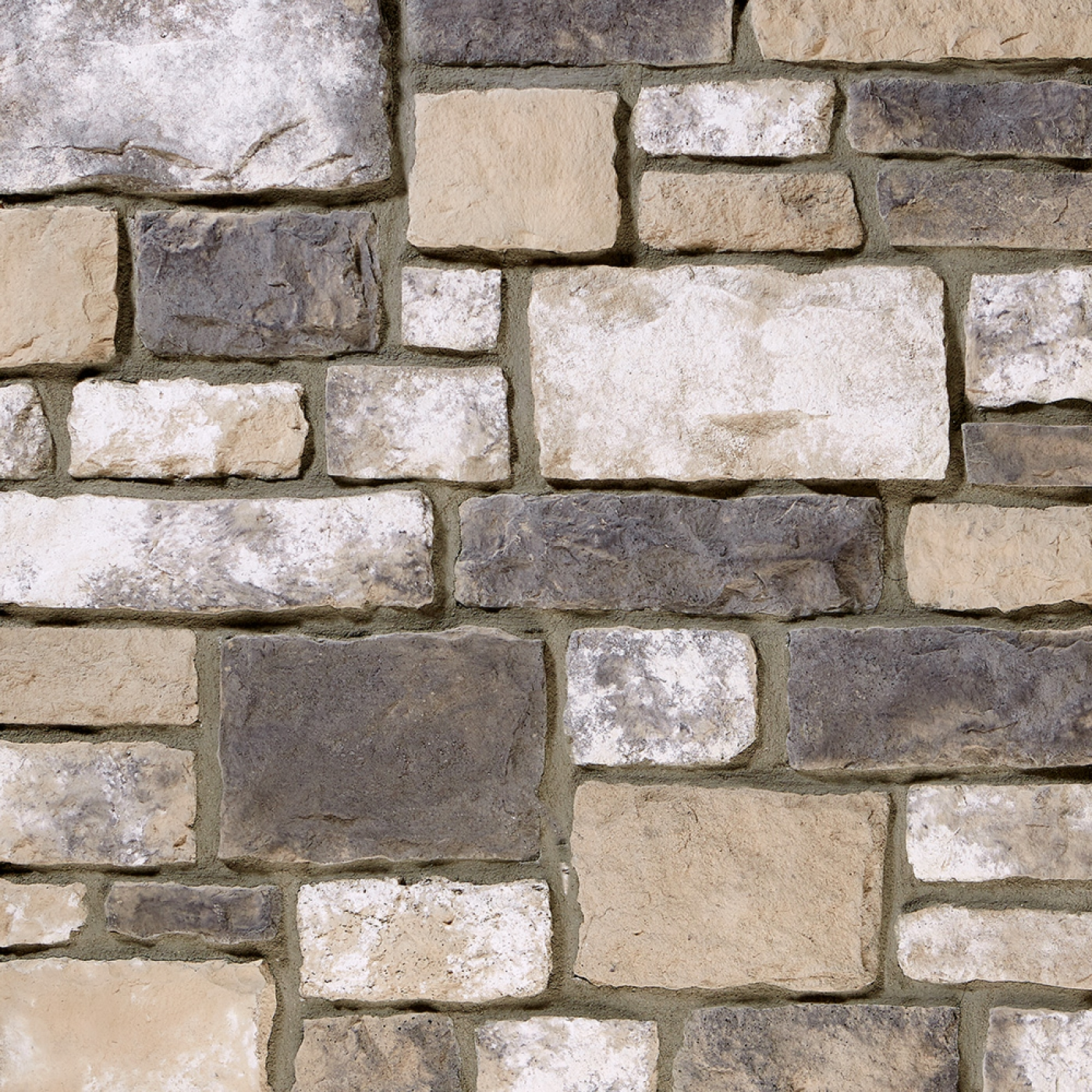 Brown Cobble Stone Stone Veneer from Environmental StoneWorks