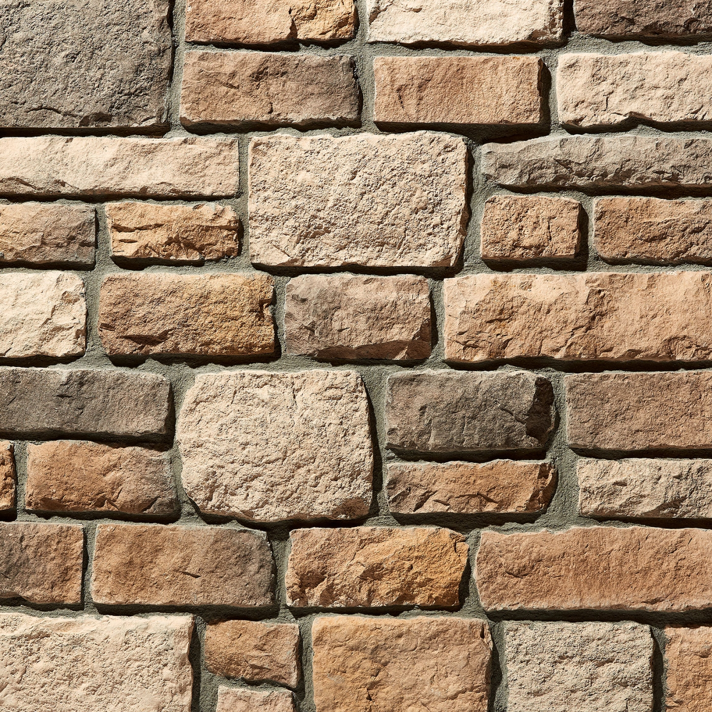Mist Cobble Stone Stone Veneer from Environmental StoneWorks