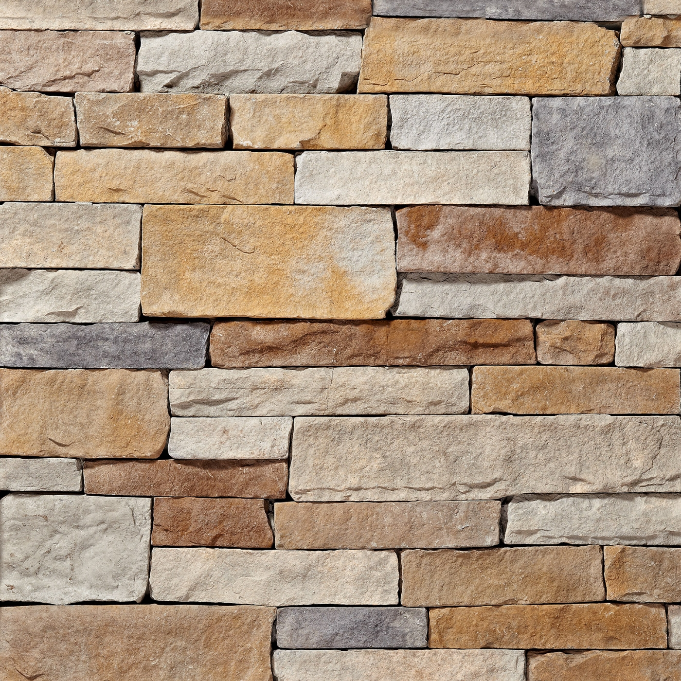 Conestoga Ledgestone Stone Veneer from Environmental StoneWorks