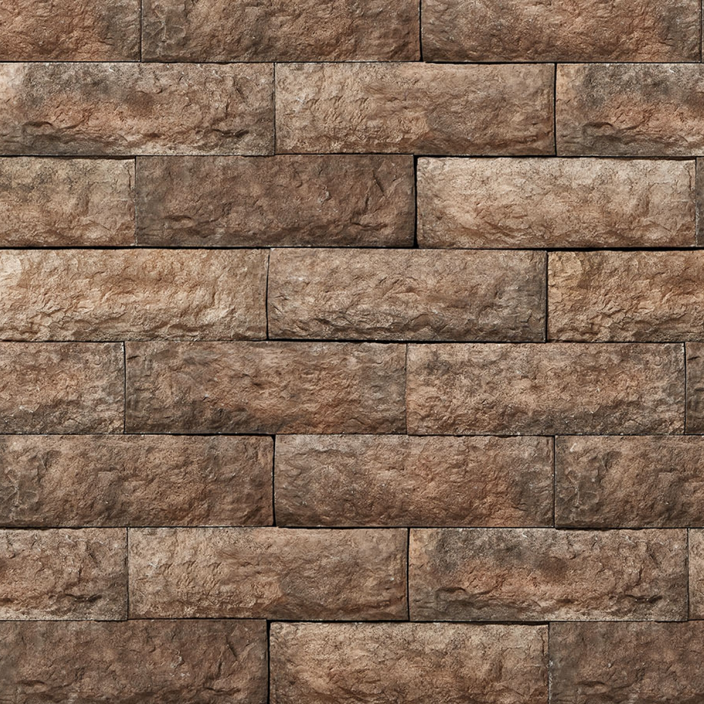 Desert Sunset Luxor Stone Veneer from Environmental StoneWorks
