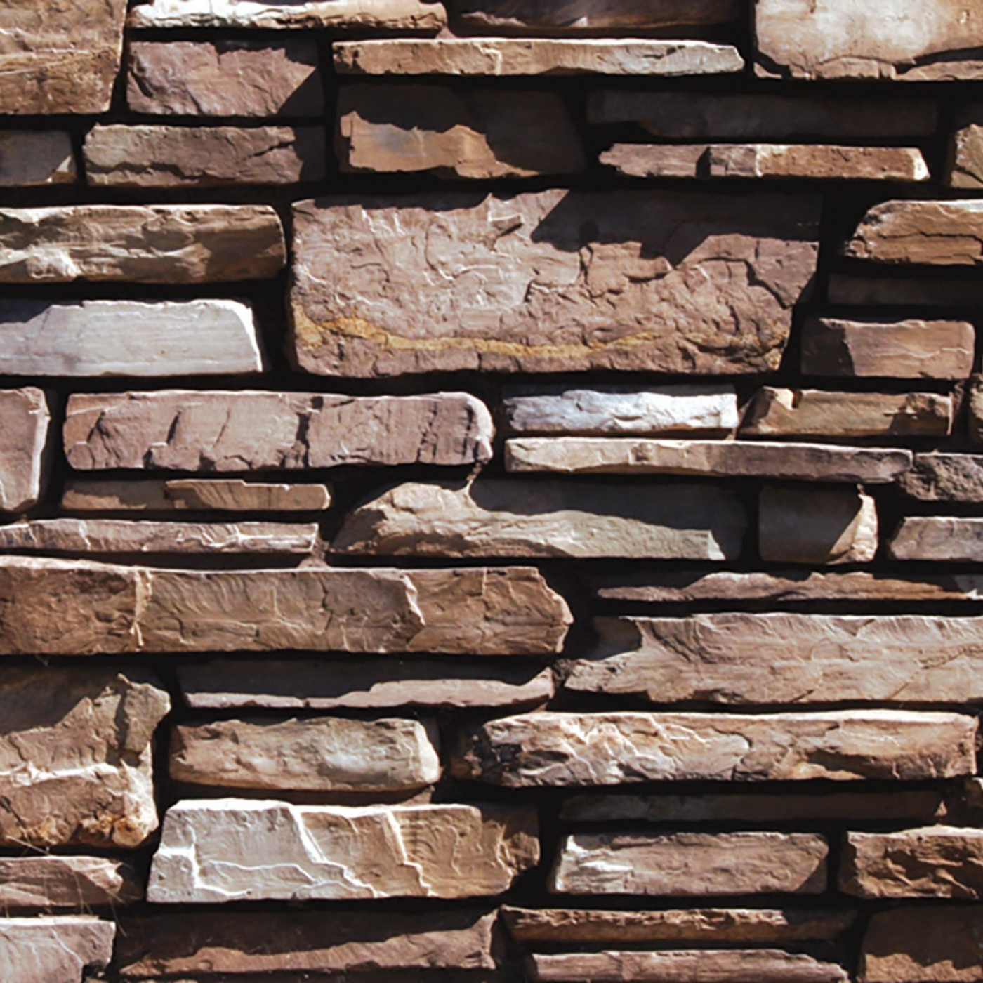 Elk Horn Shadow Ledgestone Stone Veneer from Environmental StoneWorks