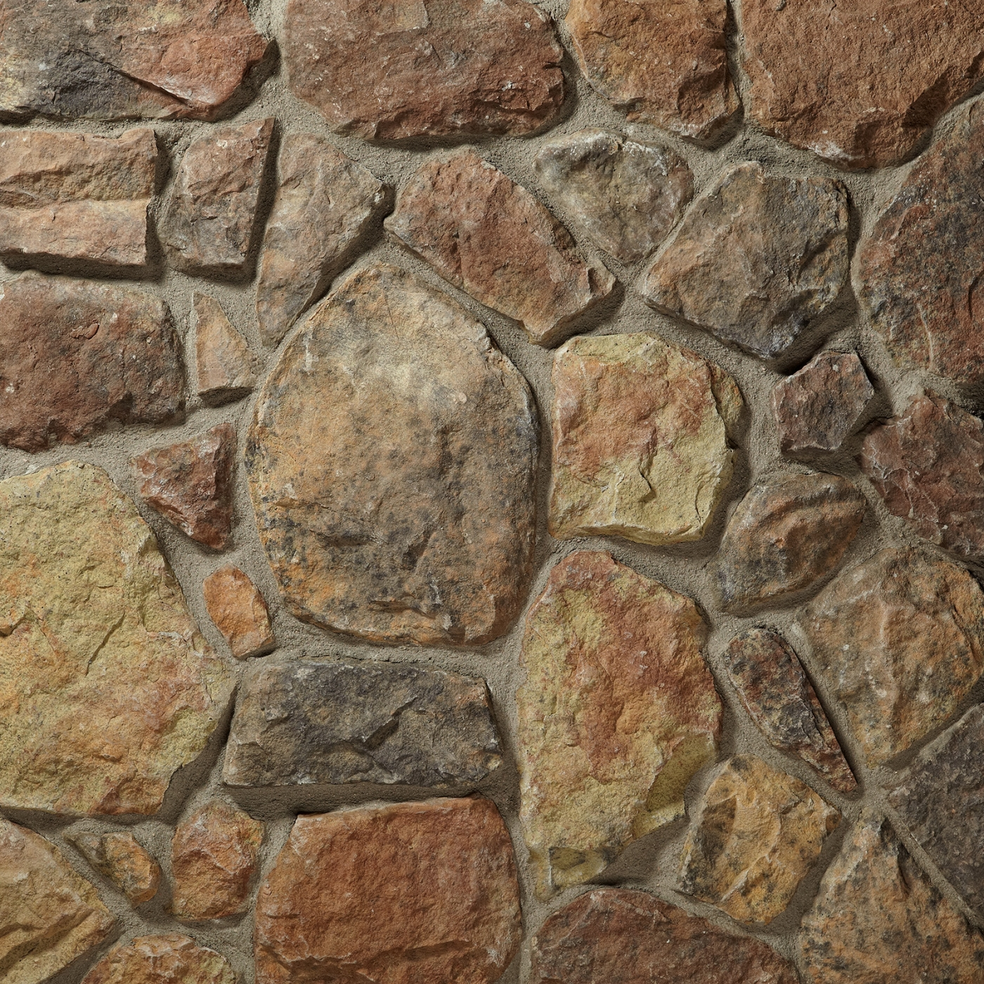 Evergreen Fieldstone Stone Veneer from Environmental StoneWorks