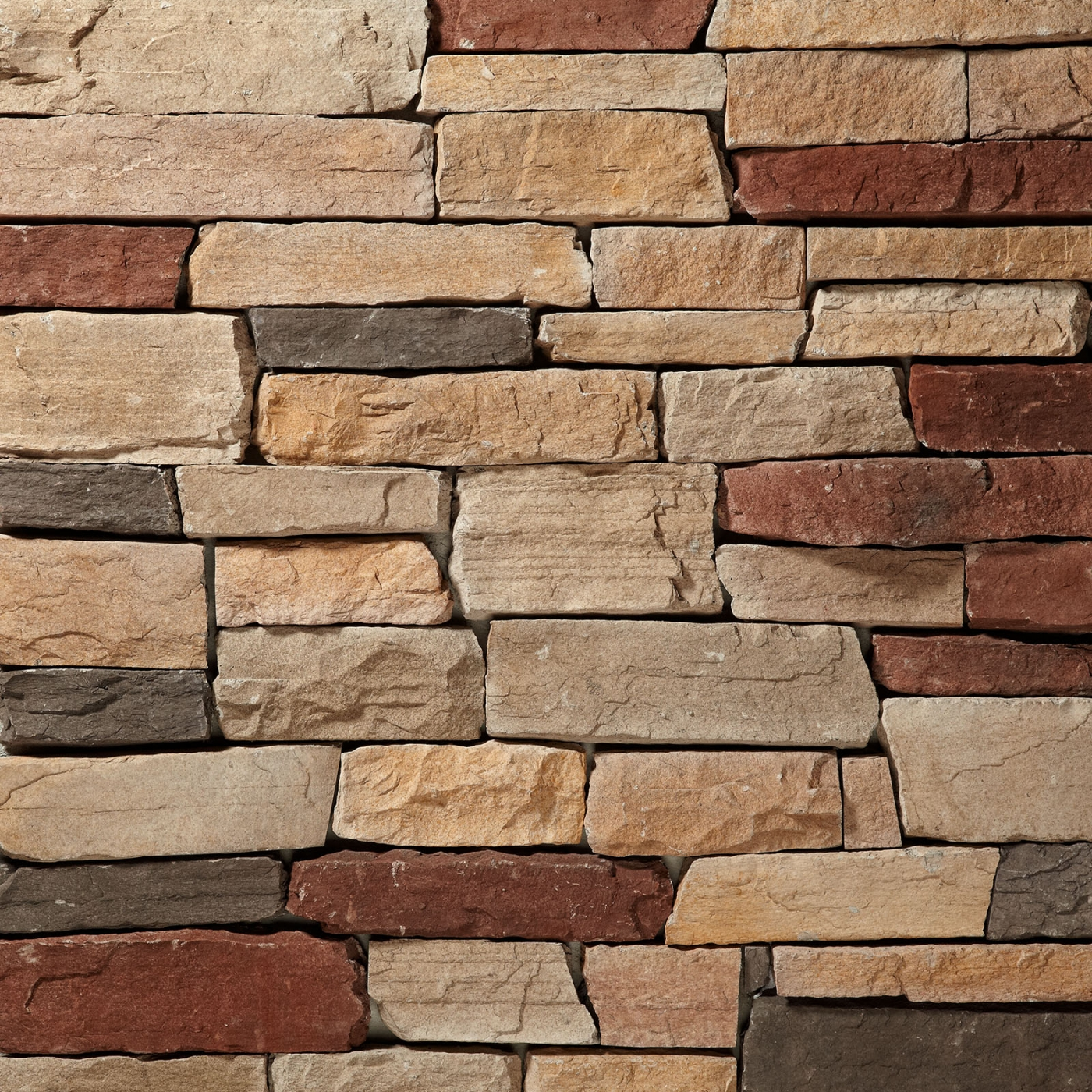 Featherwalk Tuscan Ledgestone Stone Veneer from Environmental StoneWorks