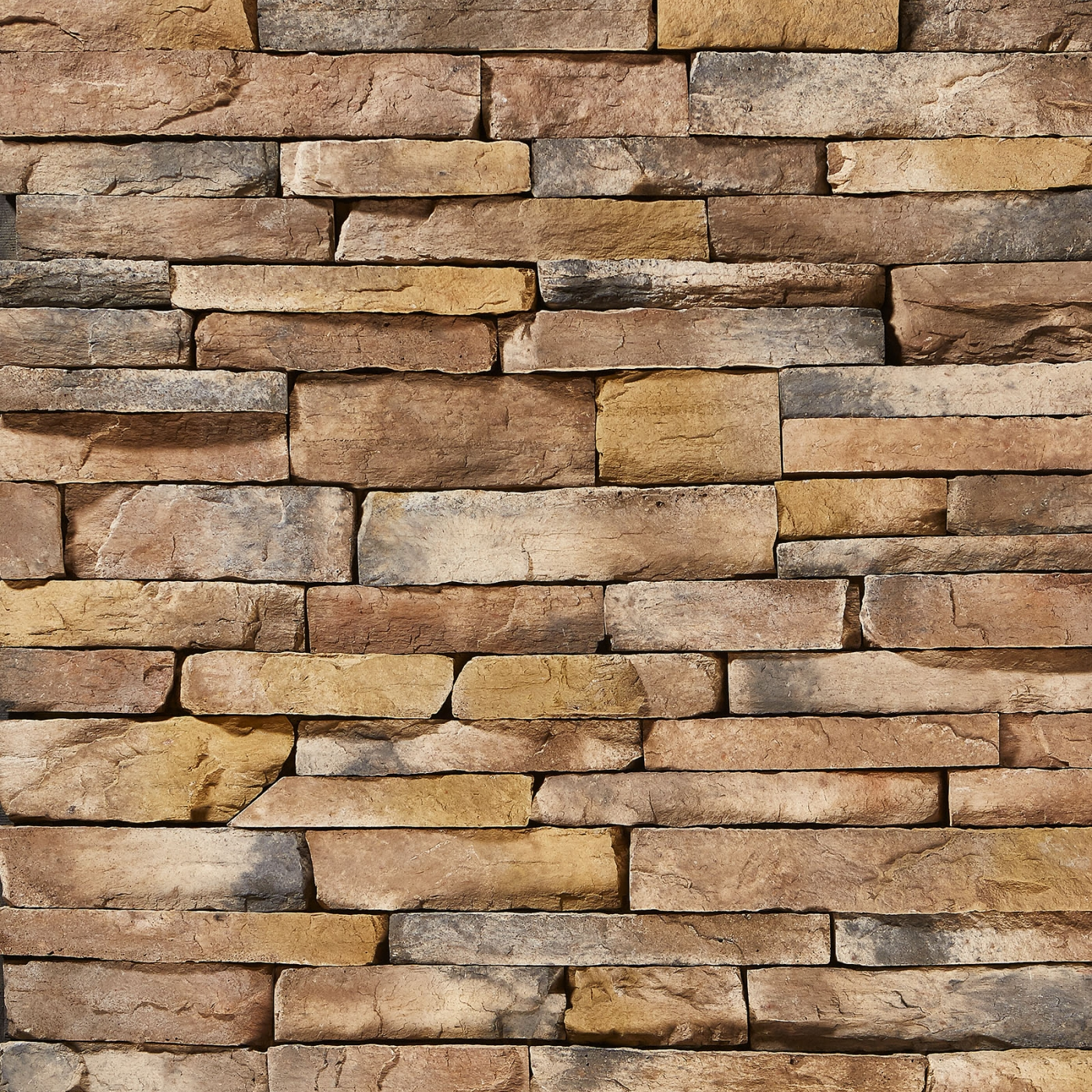 Georgia Southern Ledgestone Stone Veneer from Environmental StoneWorks