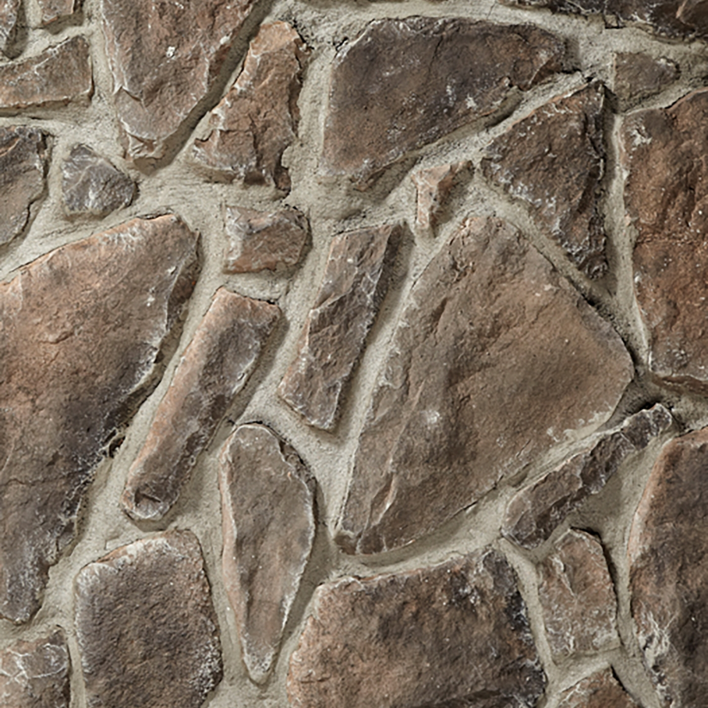 Grey Drift Fieldstone Stone Veneer from Environmental StoneWorks