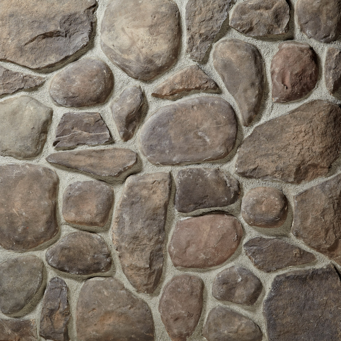 Grey Drift French Country Blend Stone Veneer from Environmental StoneWorks