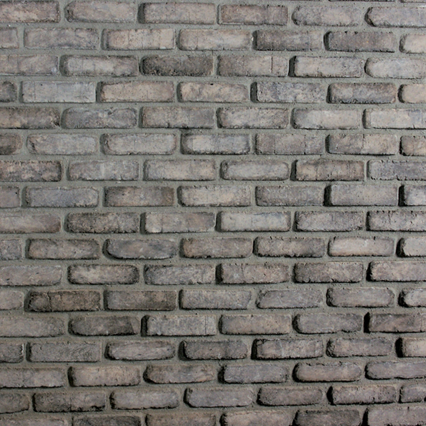 Grey Drift Tumbled Brick Stone Veneer from Environmental StoneWorks