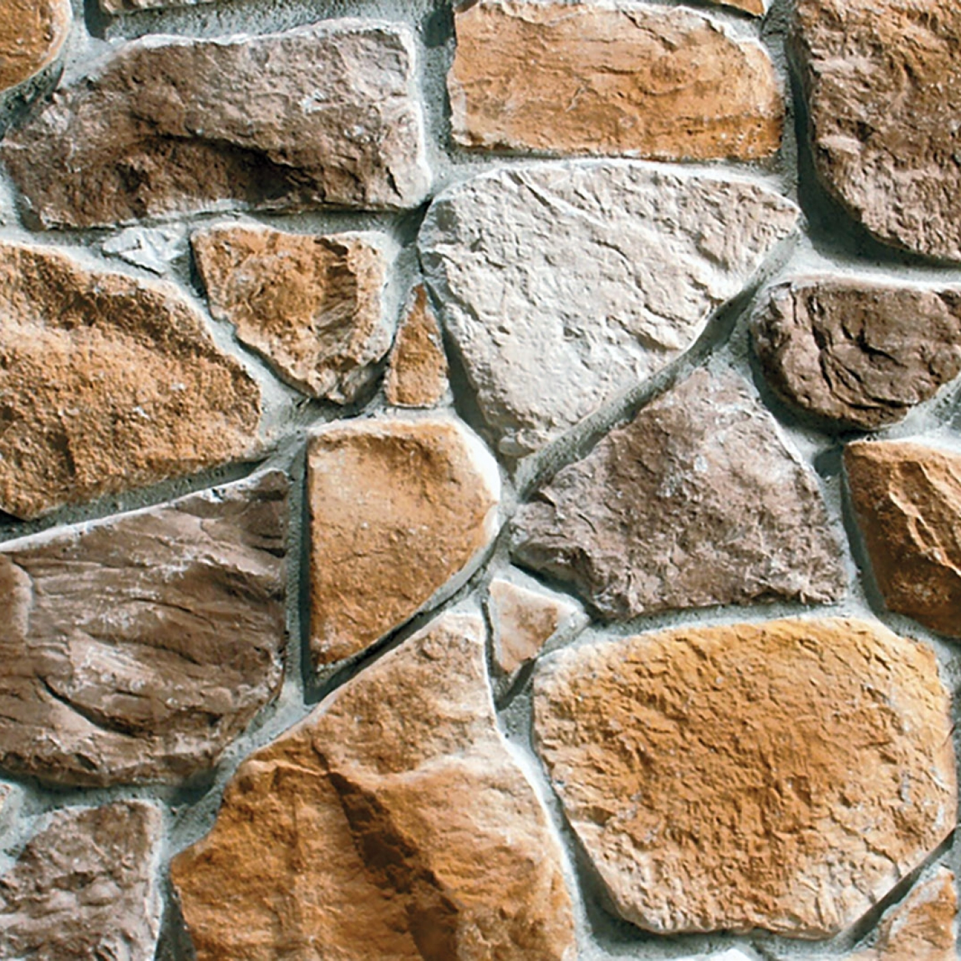 Honeybrook Fieldstone Stone Veneer from Environmental StoneWorks