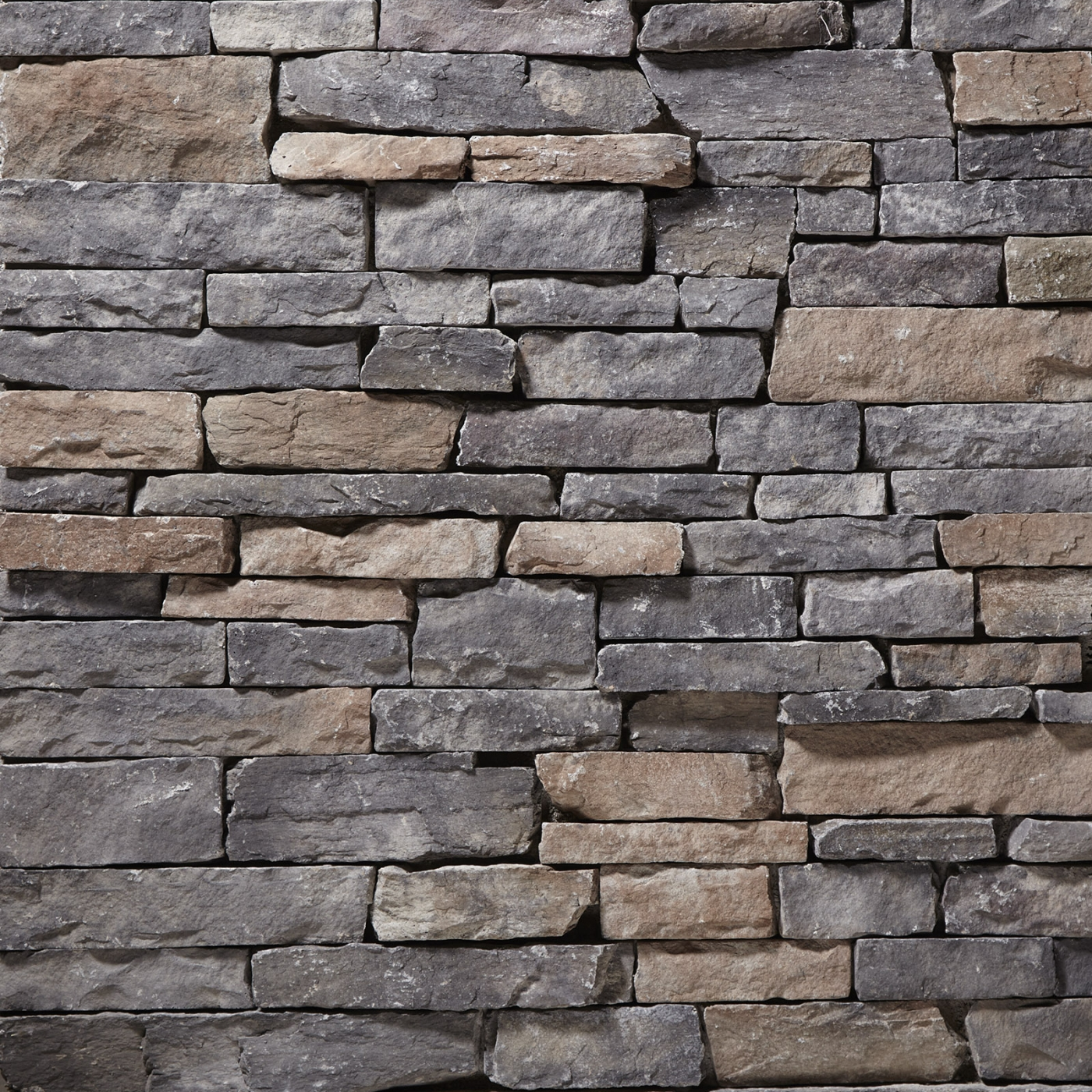 Kentucky Ledgestone Stone Veneer from Environmental StoneWorks