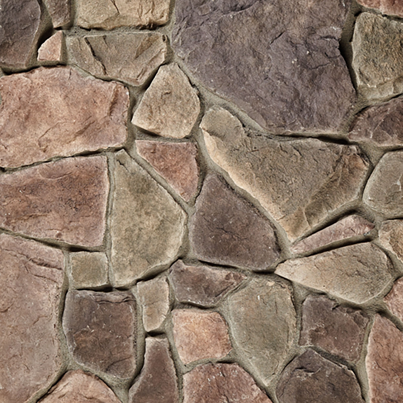 La Mirada Fieldstone Stone Veneer from Environmental StoneWorks