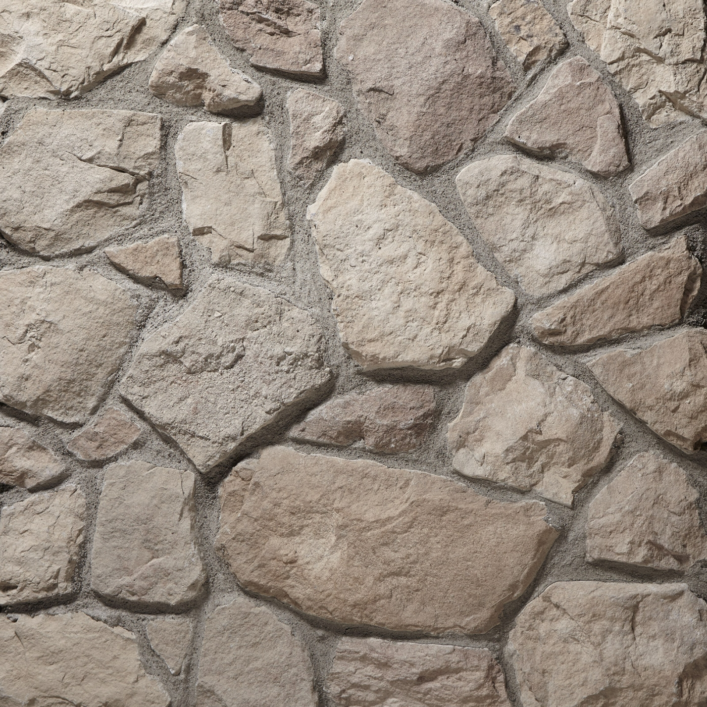 Laurel Creek Fieldstone Stone Veneer from Environmental StoneWorks
