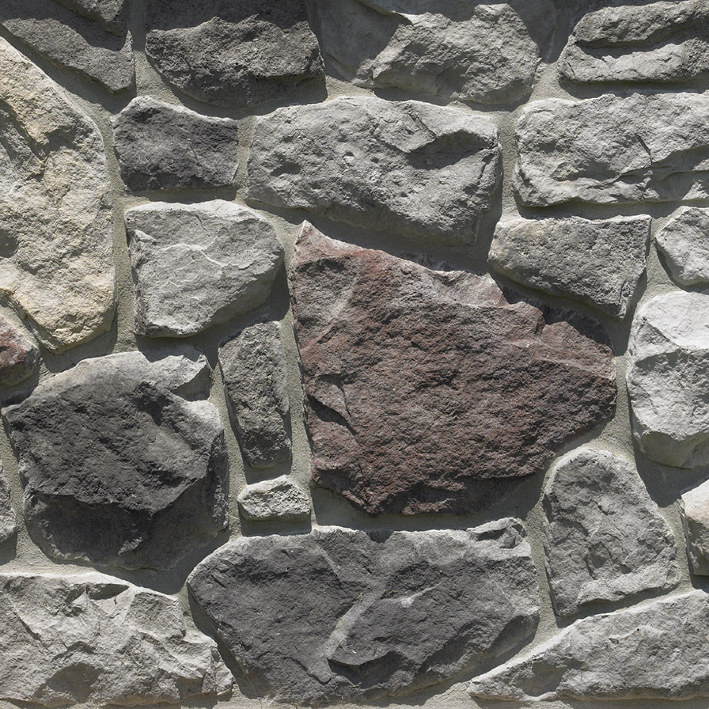 Manor Fieldstone Stone Veneer from Environmental StoneWorks