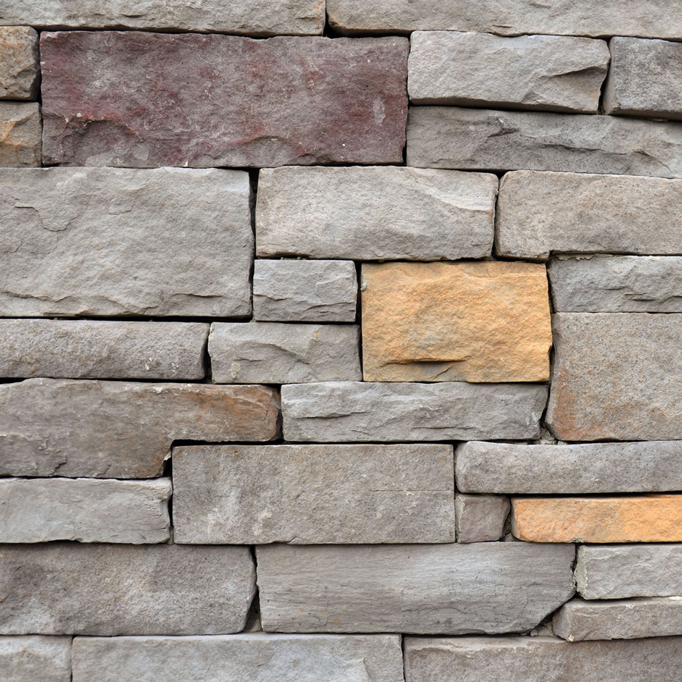 Manor Ledgestone Stone Veneer from Environmental StoneWorks