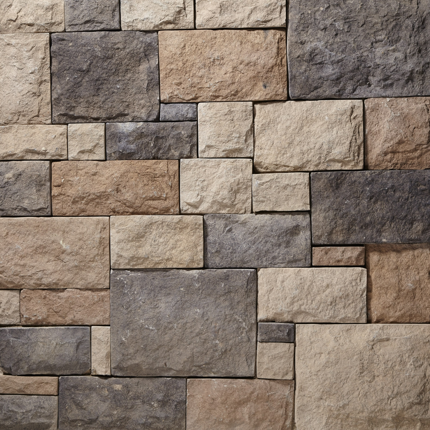 Mesa Verde European Castle Stone Veneer from Environmental StoneWorks