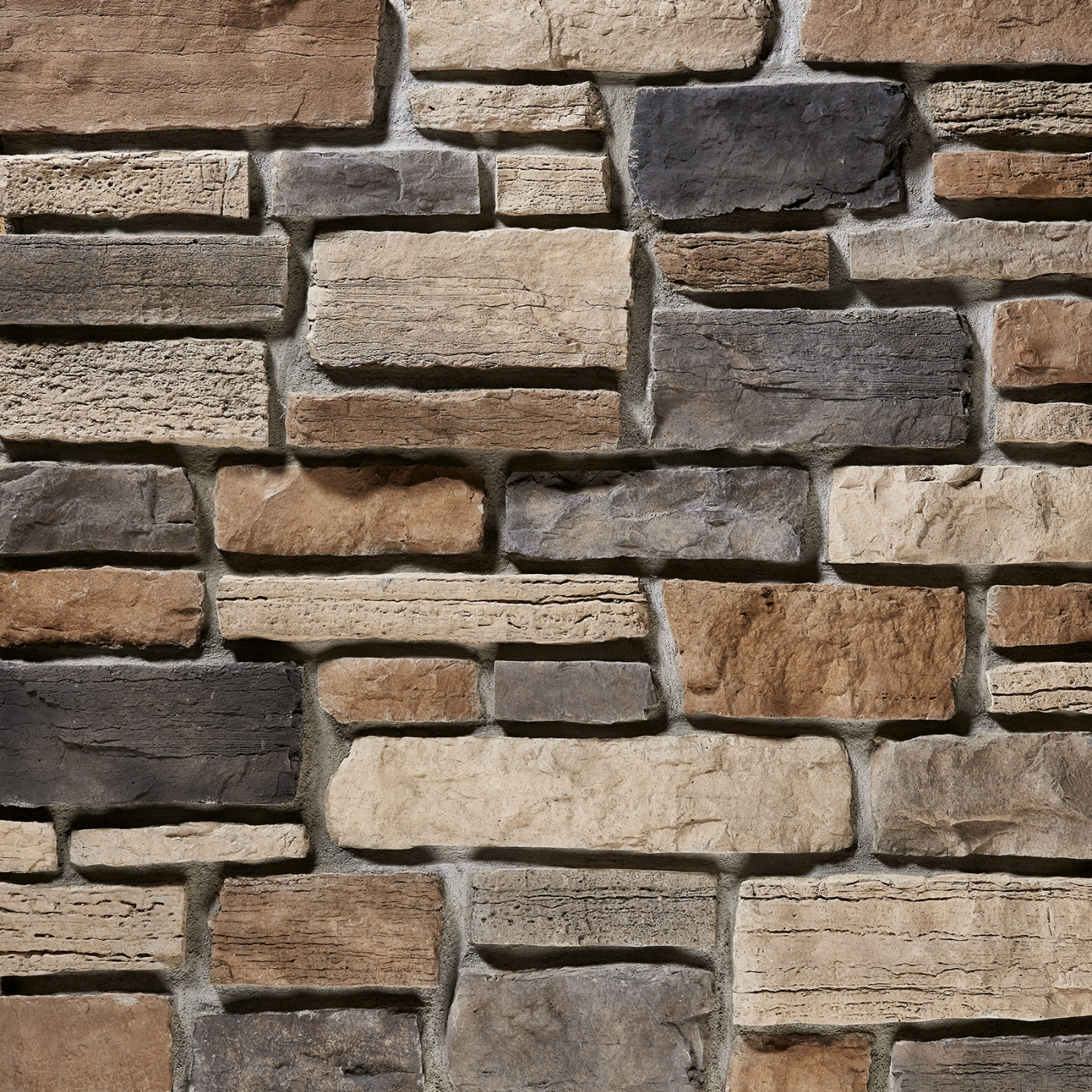 Mesa Verde Weather Edge Ledgestone Stone Veneer from Environmental StoneWorks