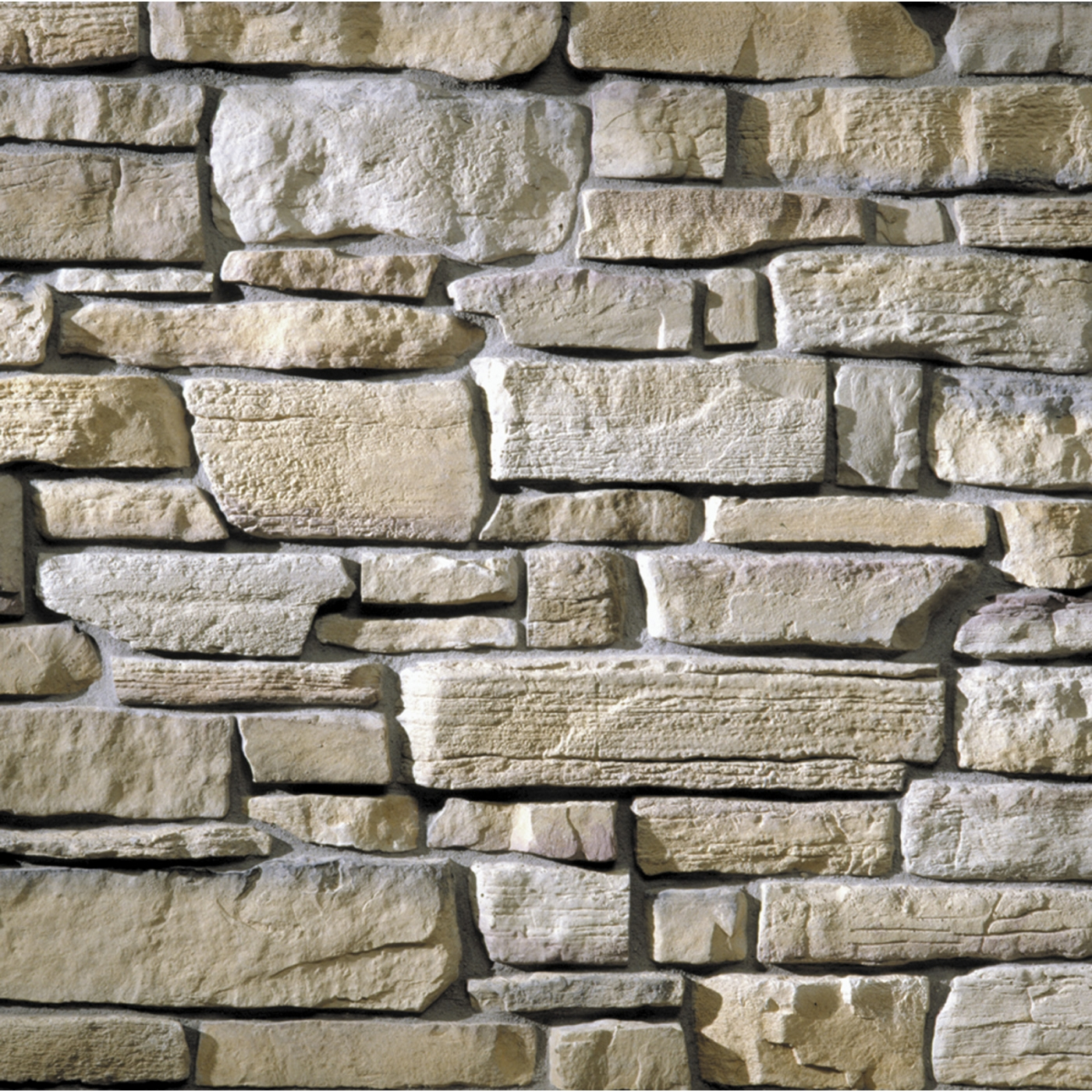 Mississippi Bluff Weatherface Cut Stone Stone Veneer from Environmental StoneWorks