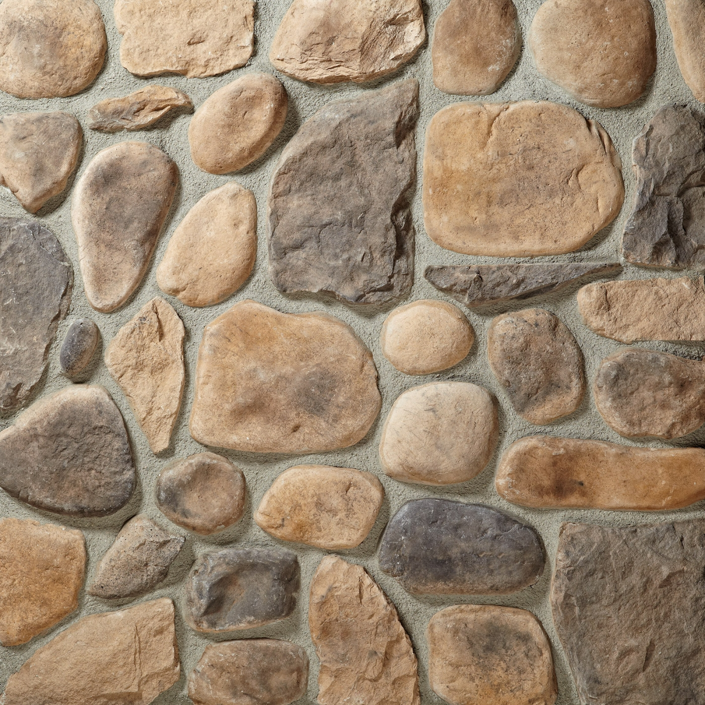 Nantucket French Country Blend Stone Veneer from Environmental StoneWorks