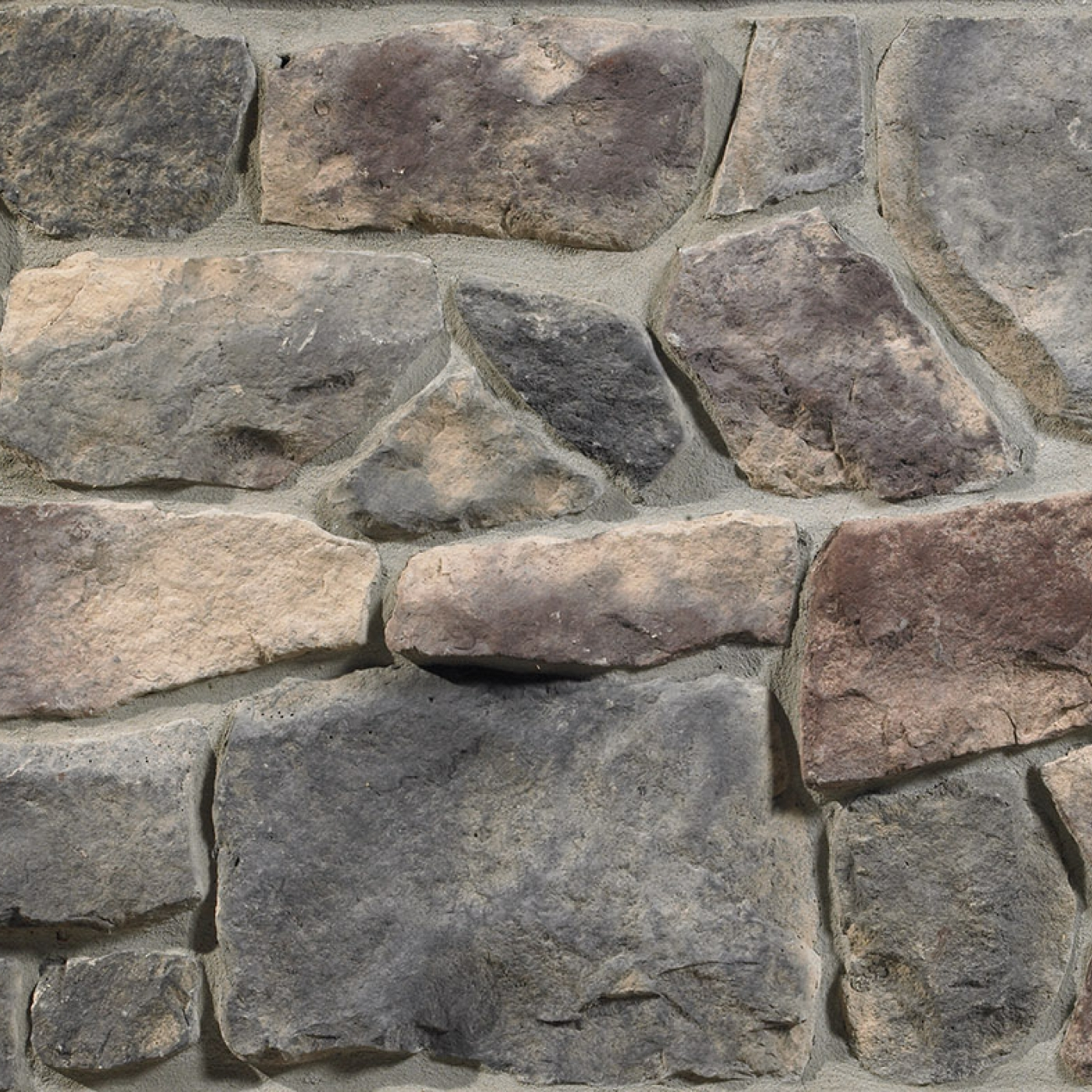 New England Fieldstone Stone Veneer from Environmental StoneWorks