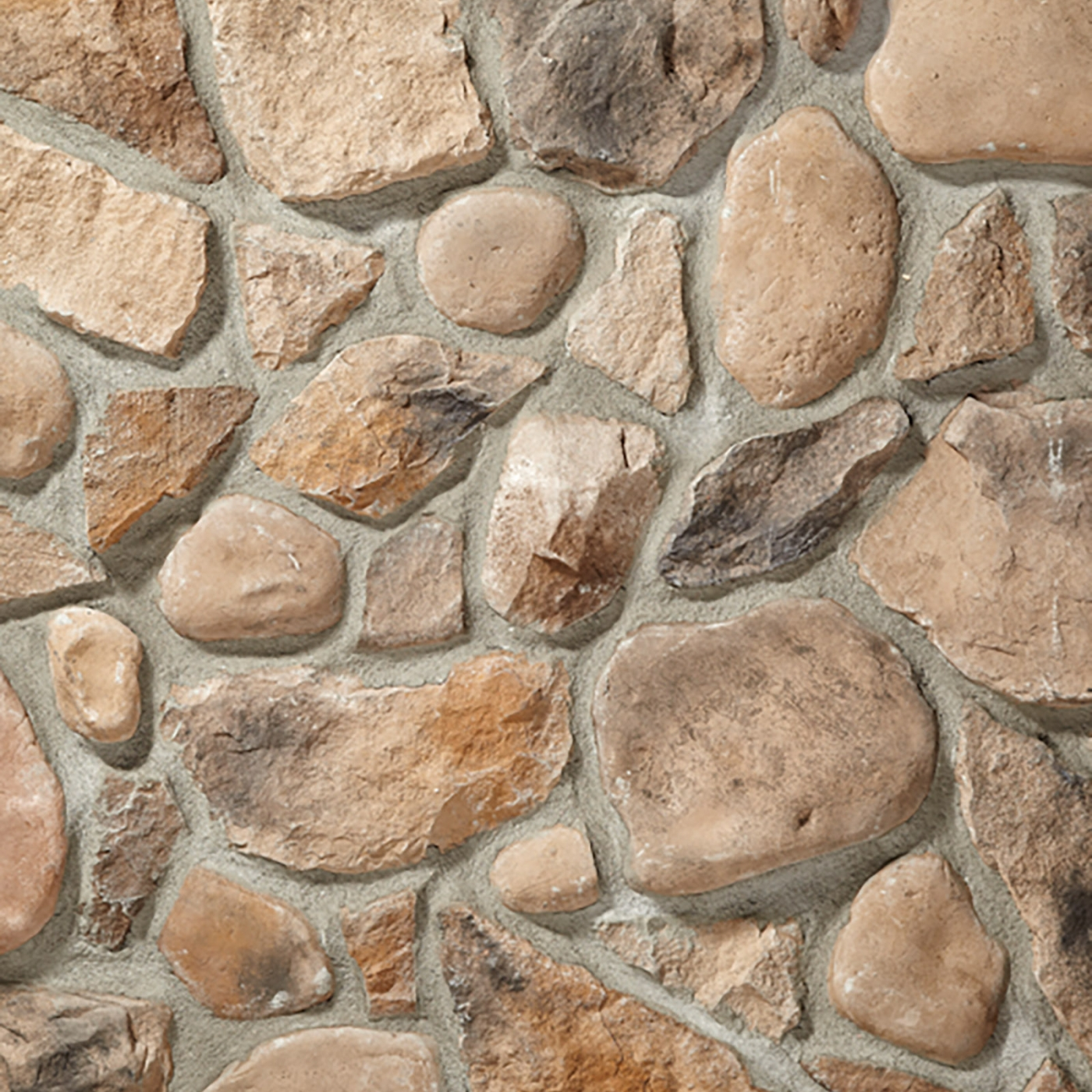 New England French Country Blend Stone Veneer from Environmental StoneWorks