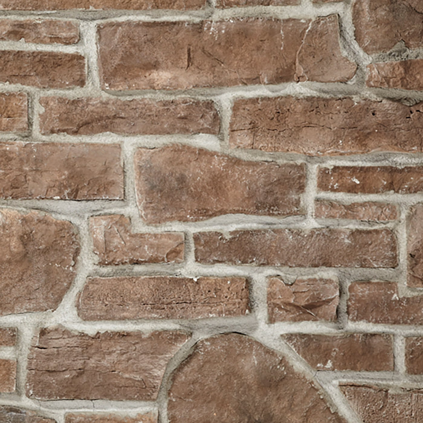 New Orleans Bayou Blend Stone Veneer from Environmental StoneWorks