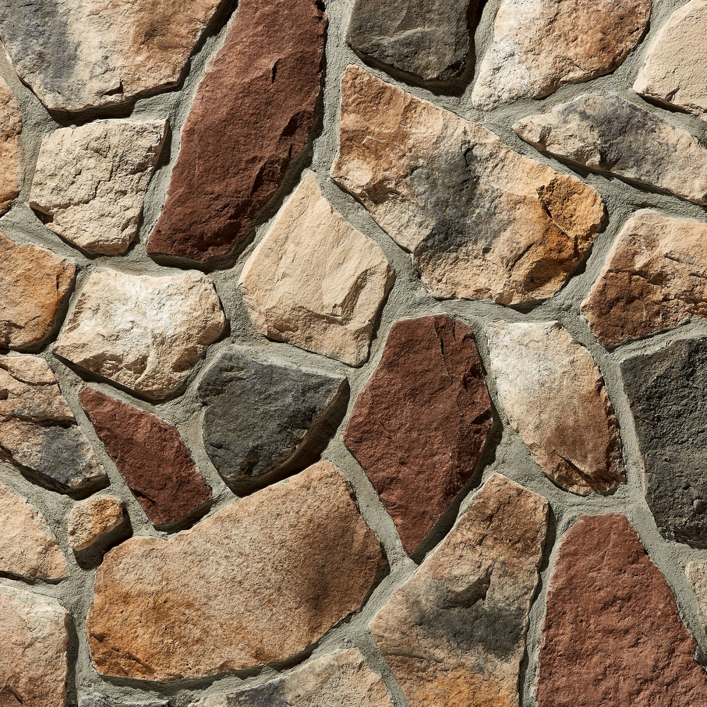 Northwoods Fieldstone Stone Veneer from Environmental StoneWorks