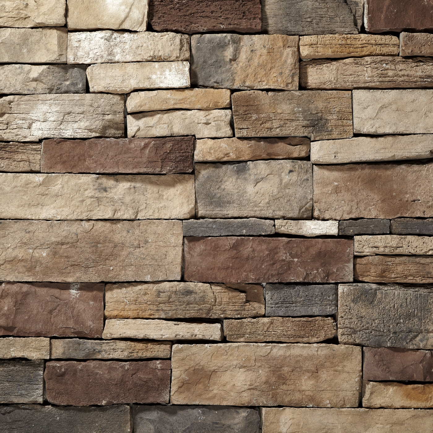 Northwoods Weather Edge Ledgestone Stone Veneer from Environmental StoneWorks