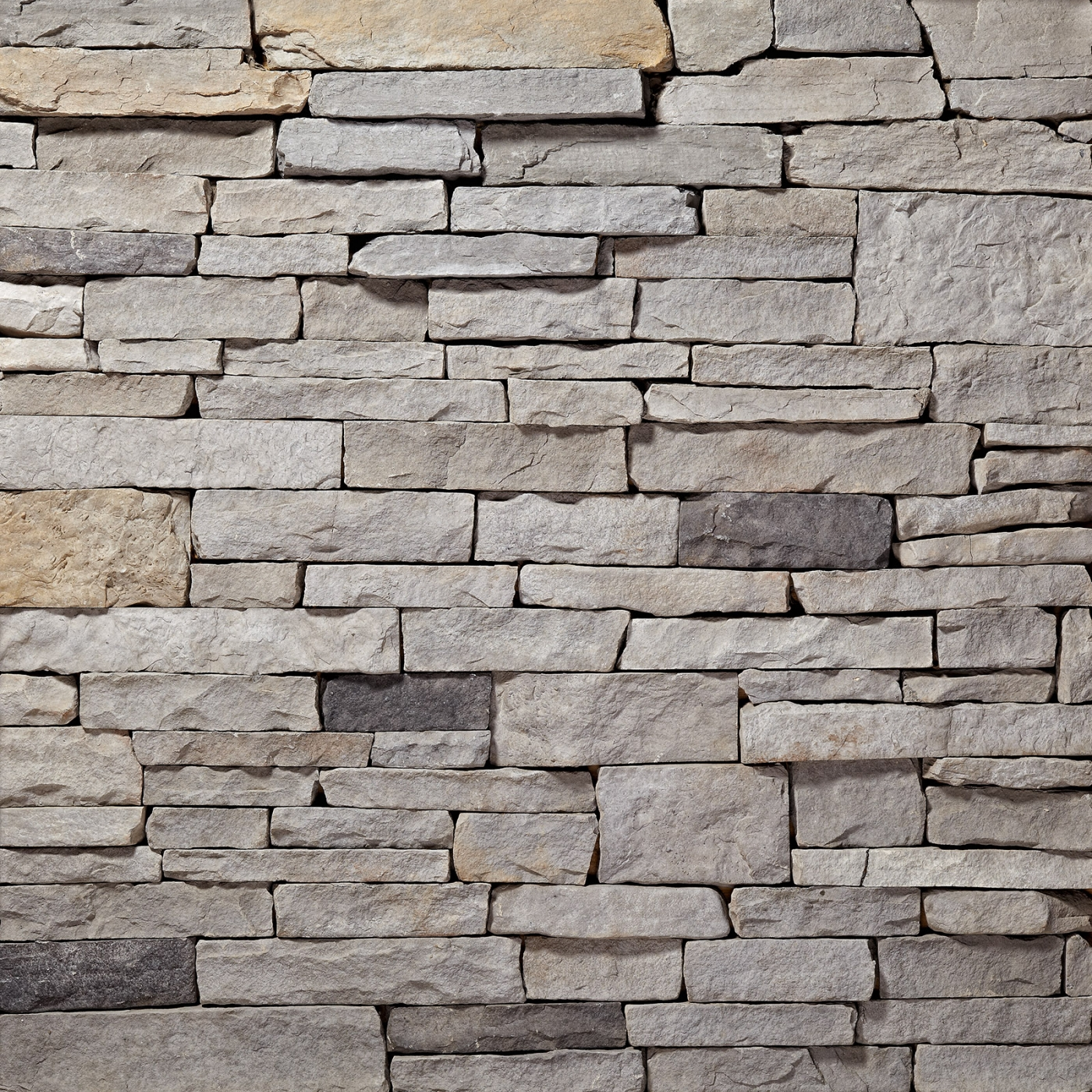PA Sierra Ledgestone Stone Veneer from Environmental StoneWorks