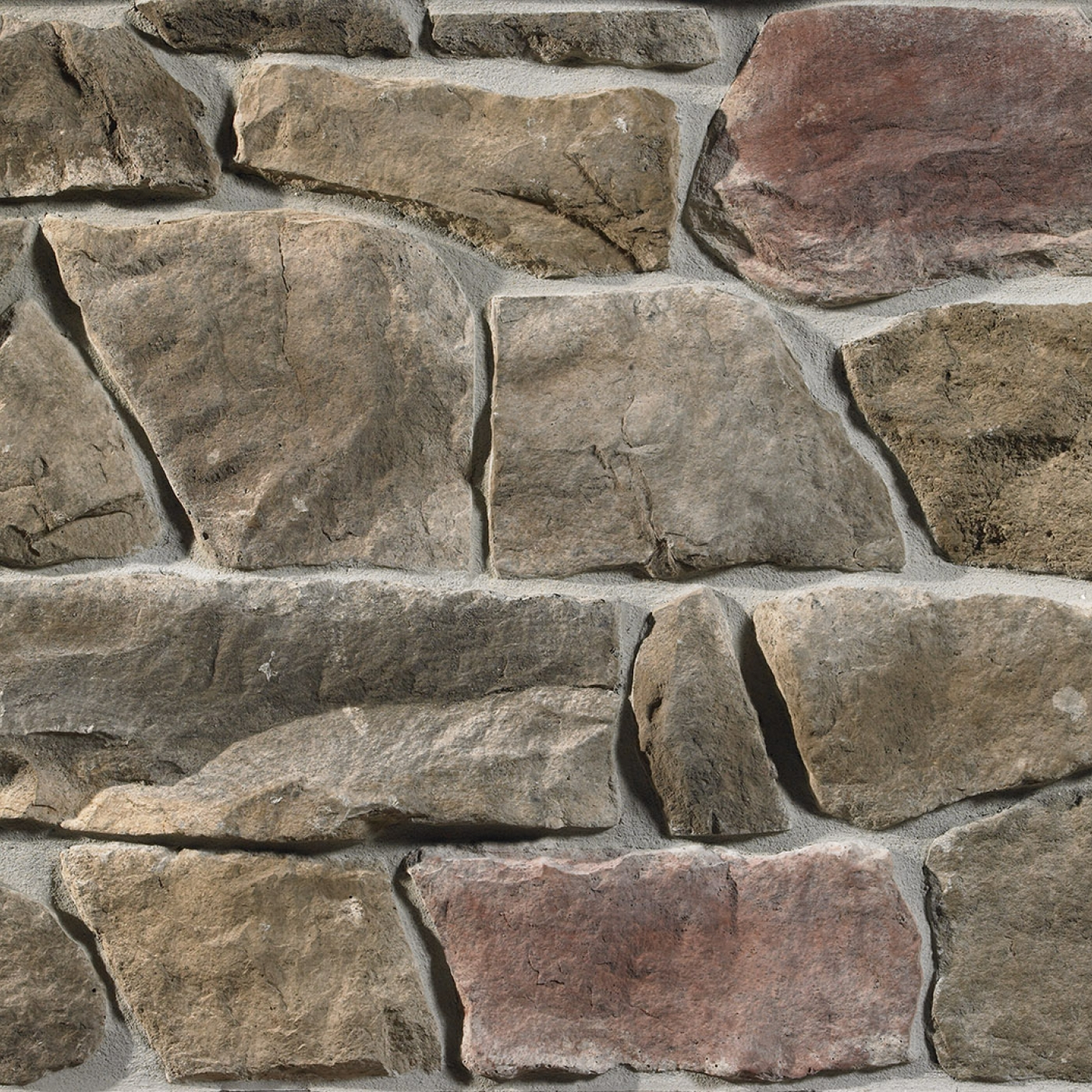 Pennsylvania Fieldstone Stone Veneer from Environmental StoneWorks