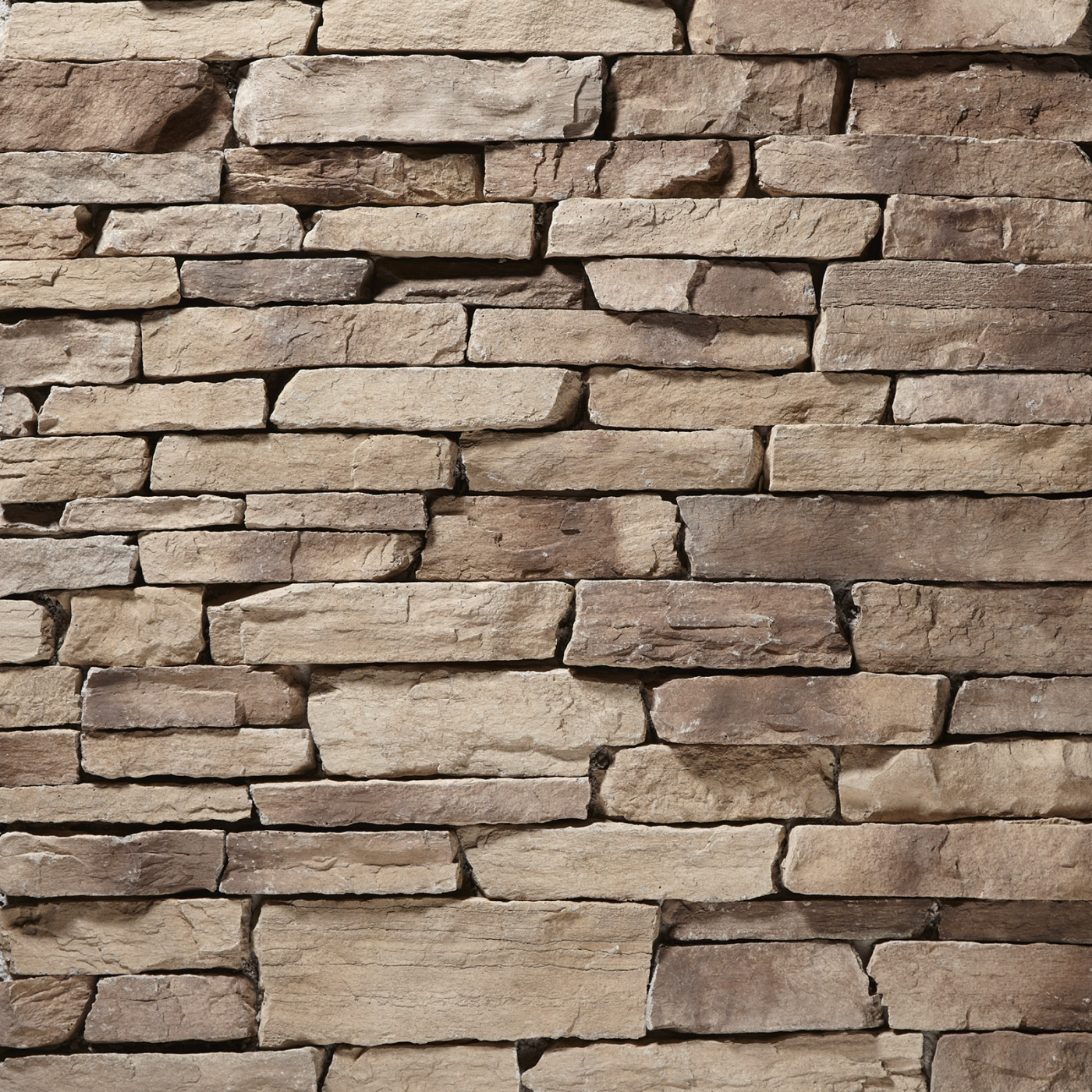 Pinehurst Weather Edge Ledgestone Stone Veneer from Environmental StoneWorks
